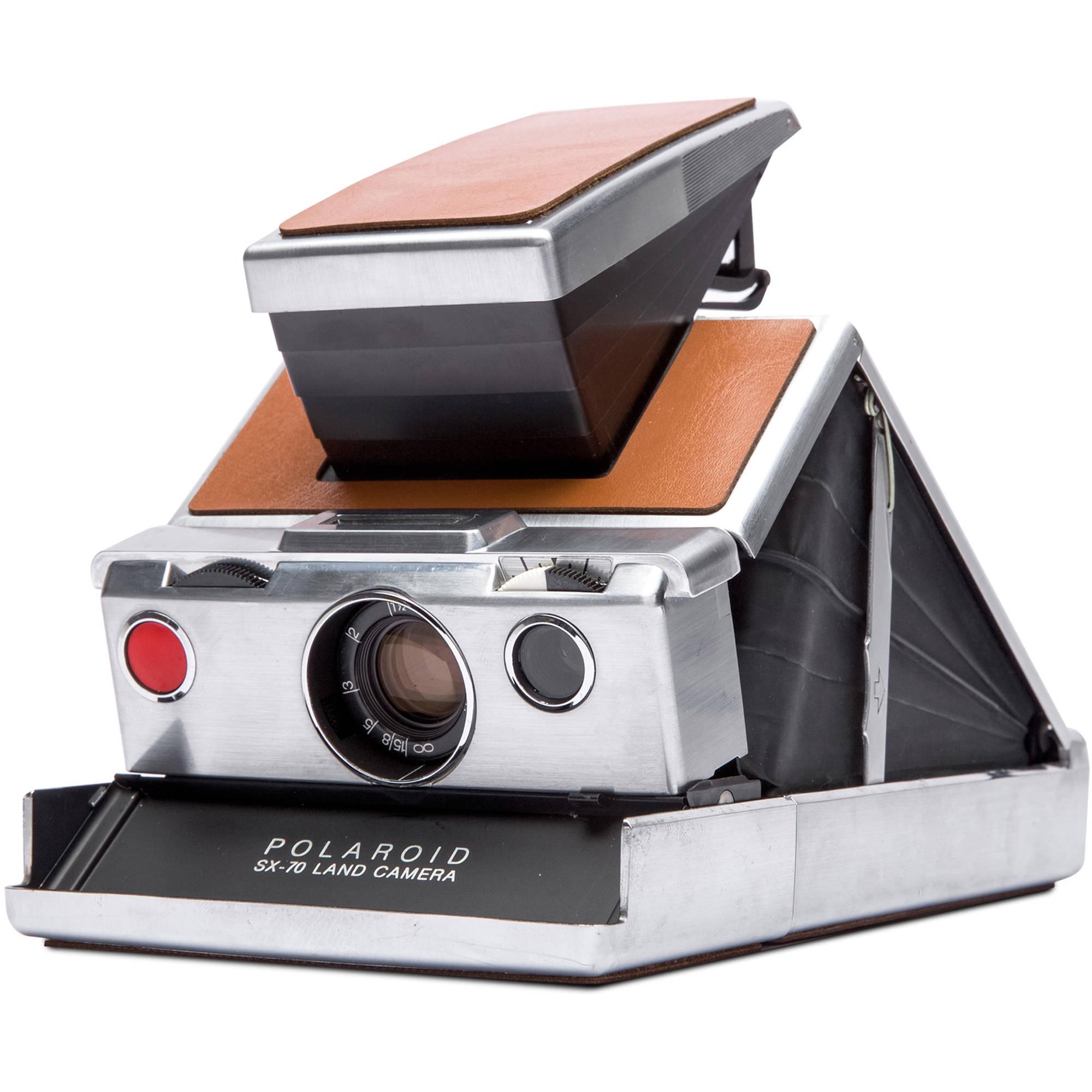 impossible polaroid sx 70 original instant film camera 1503 b h sx-70 sonar onestep manual sx 70 repair manual pdf