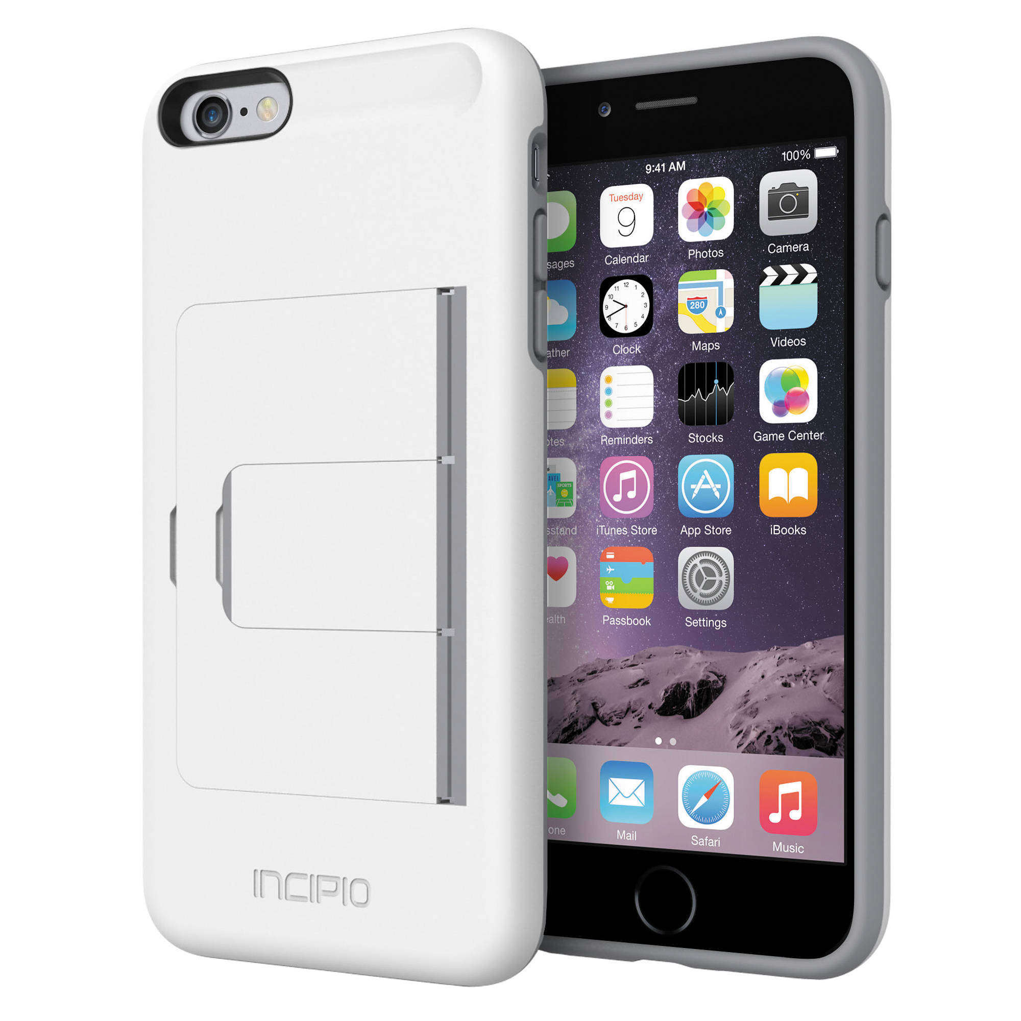 Incipio Stowaway Case Iphone  Plus