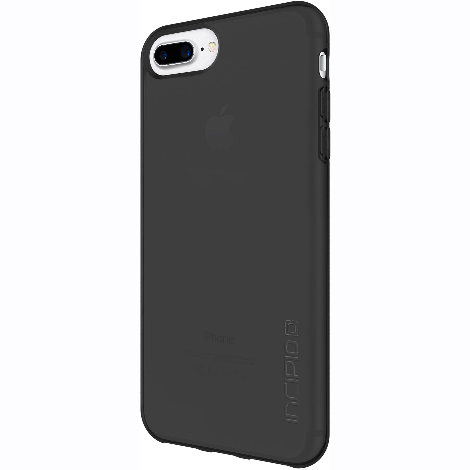 9eabcd80798 Incipio NGP Pure Case for iPhone 6 Plus/6s Plus/7 Plus (Black. This image  is for illustrative purposes only
