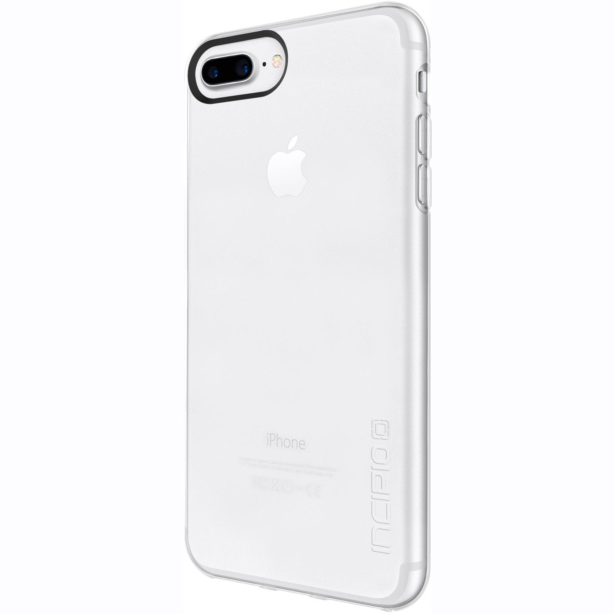 4216bd6722931d Incipio NGP Pure Case for iPhone 6 Plus 6s Plus 7 IPH-1506-CLR