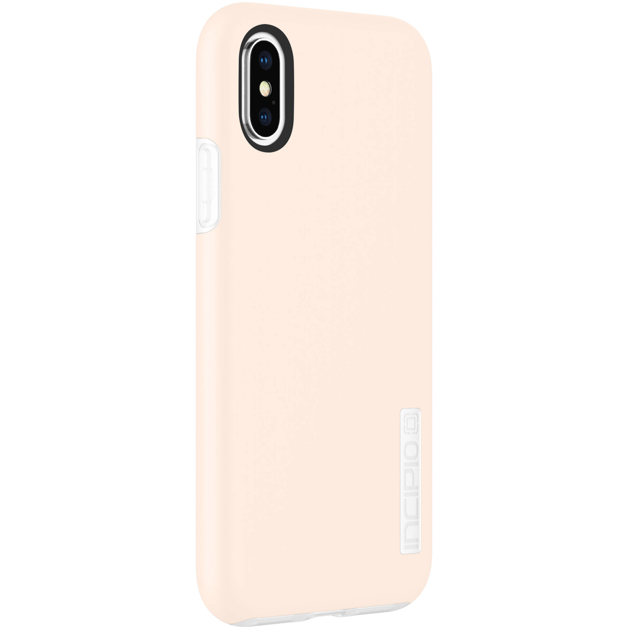 Incipio Dualpro Case For Iphone Xs Rose Blush Iph 1776 Rsb B H