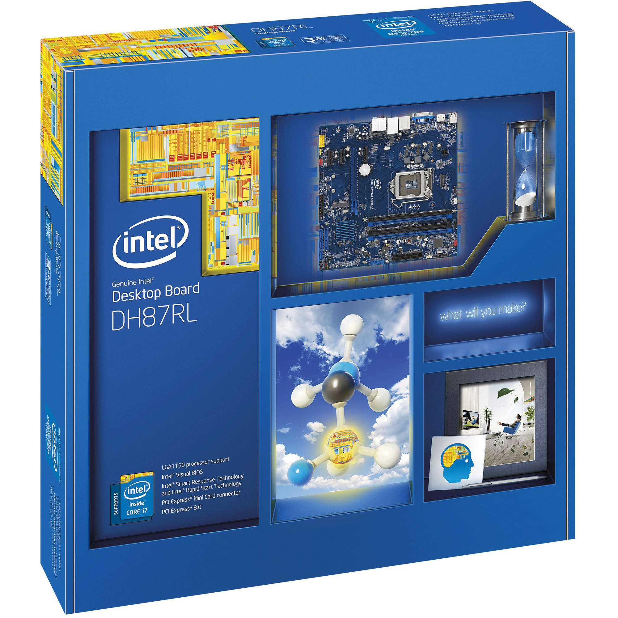 Intel DH87RL Desktop Board Express Drivers Download Free