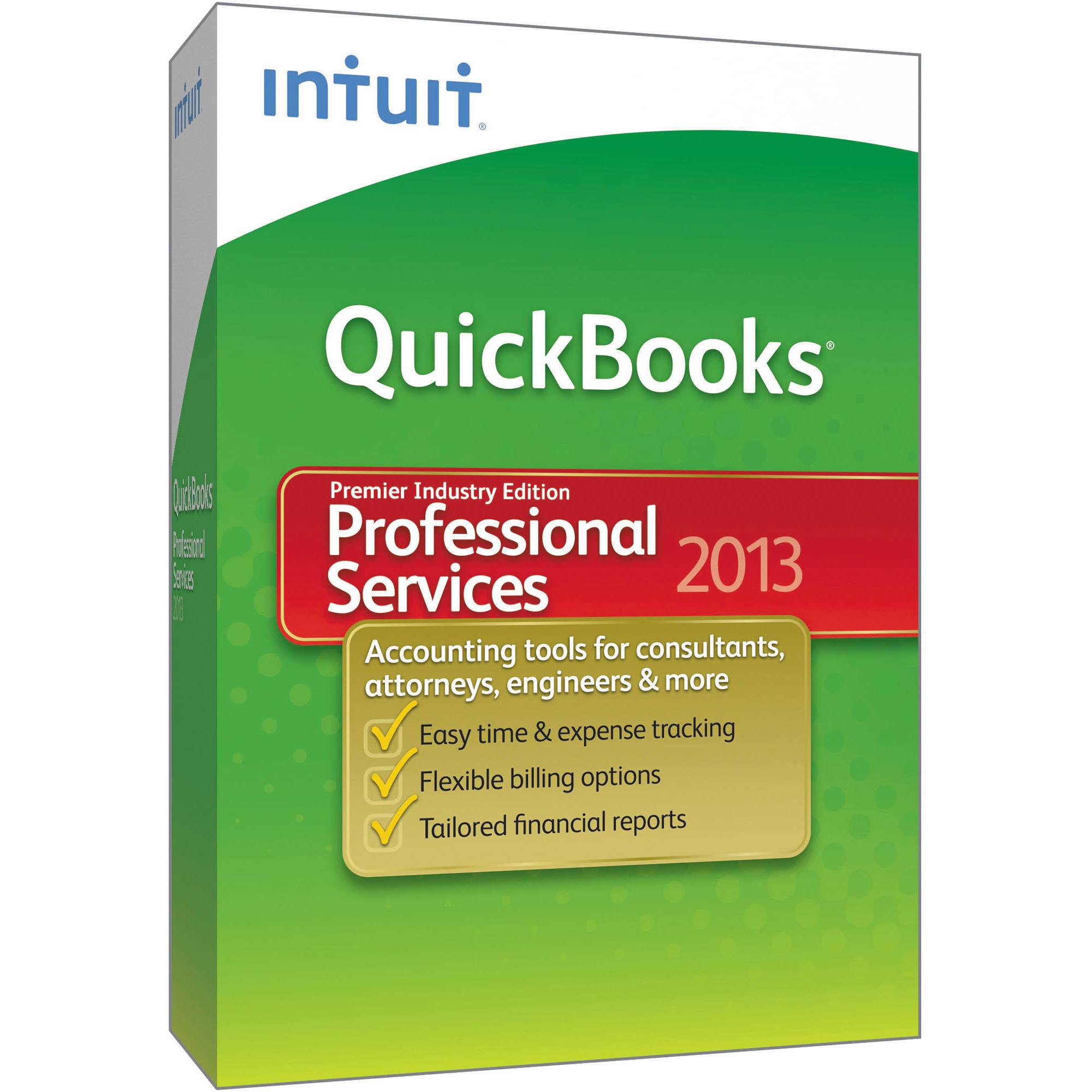 Intuit Quickbooks Premier Professional
