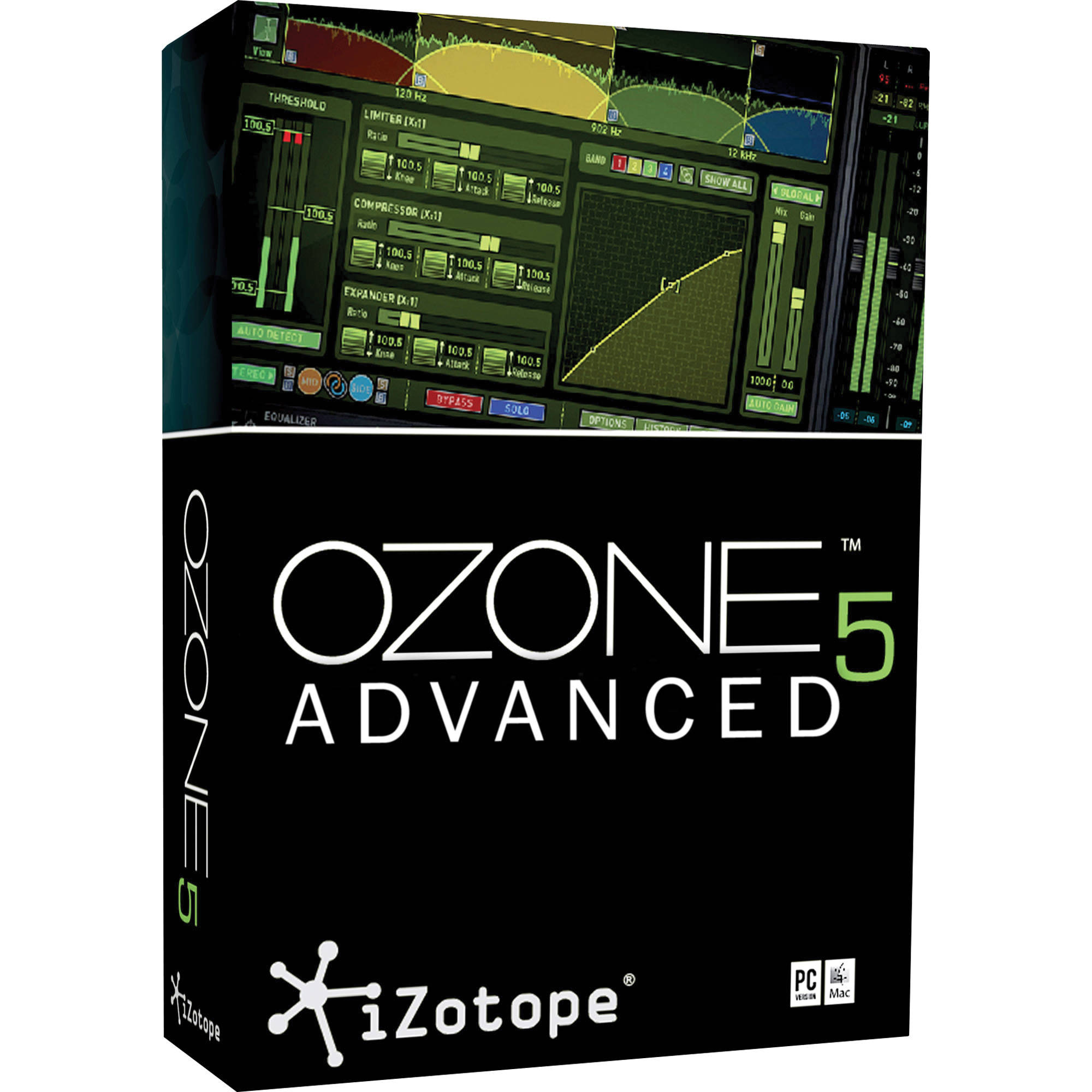 Screenshots of Ozone