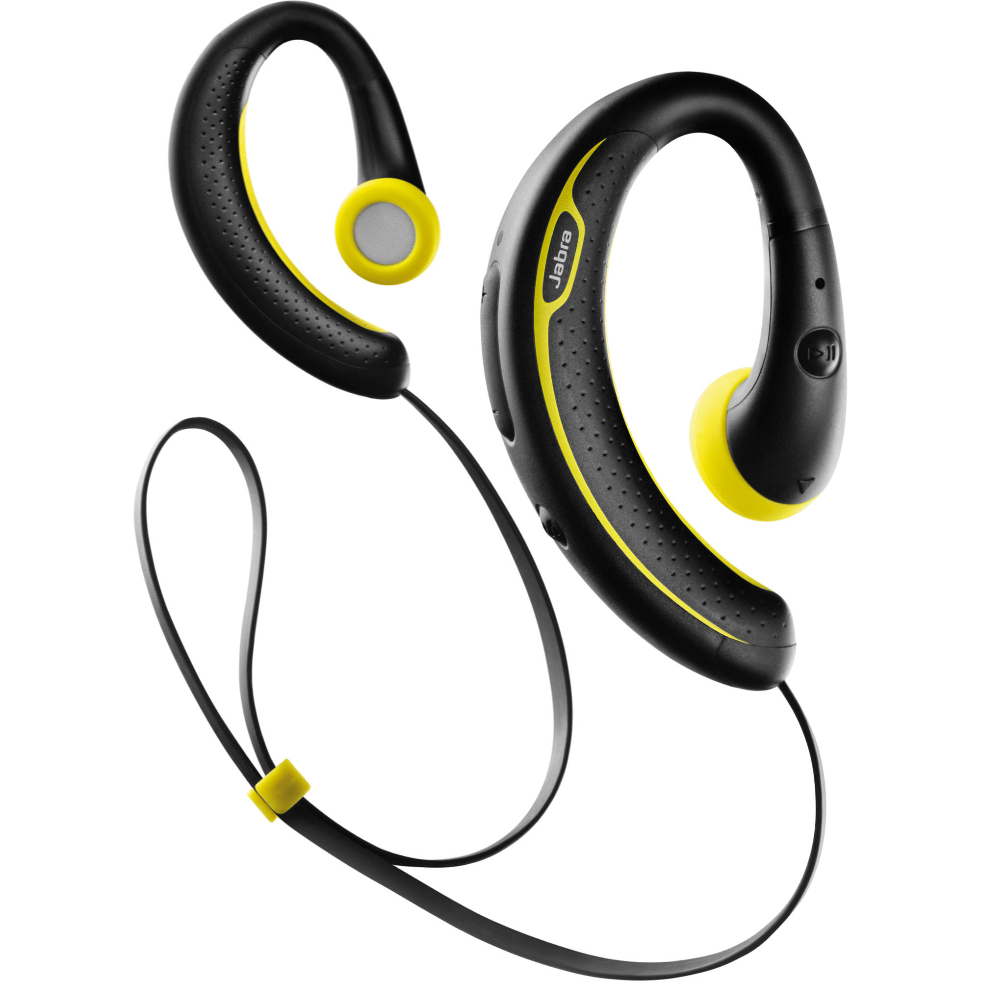 jabra sport wireless bluetooth headset 100 96600003 02 b h. Black Bedroom Furniture Sets. Home Design Ideas