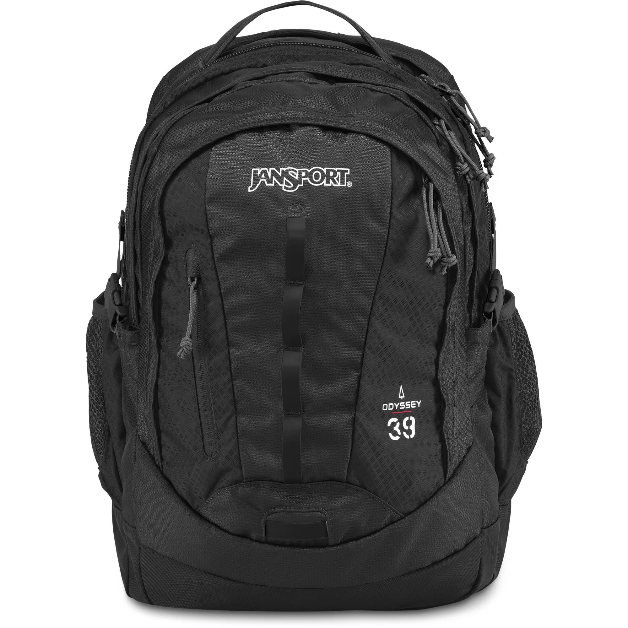 Jansport Odyssey Backpack Black Js00t14g008 B Amp H Photo Video