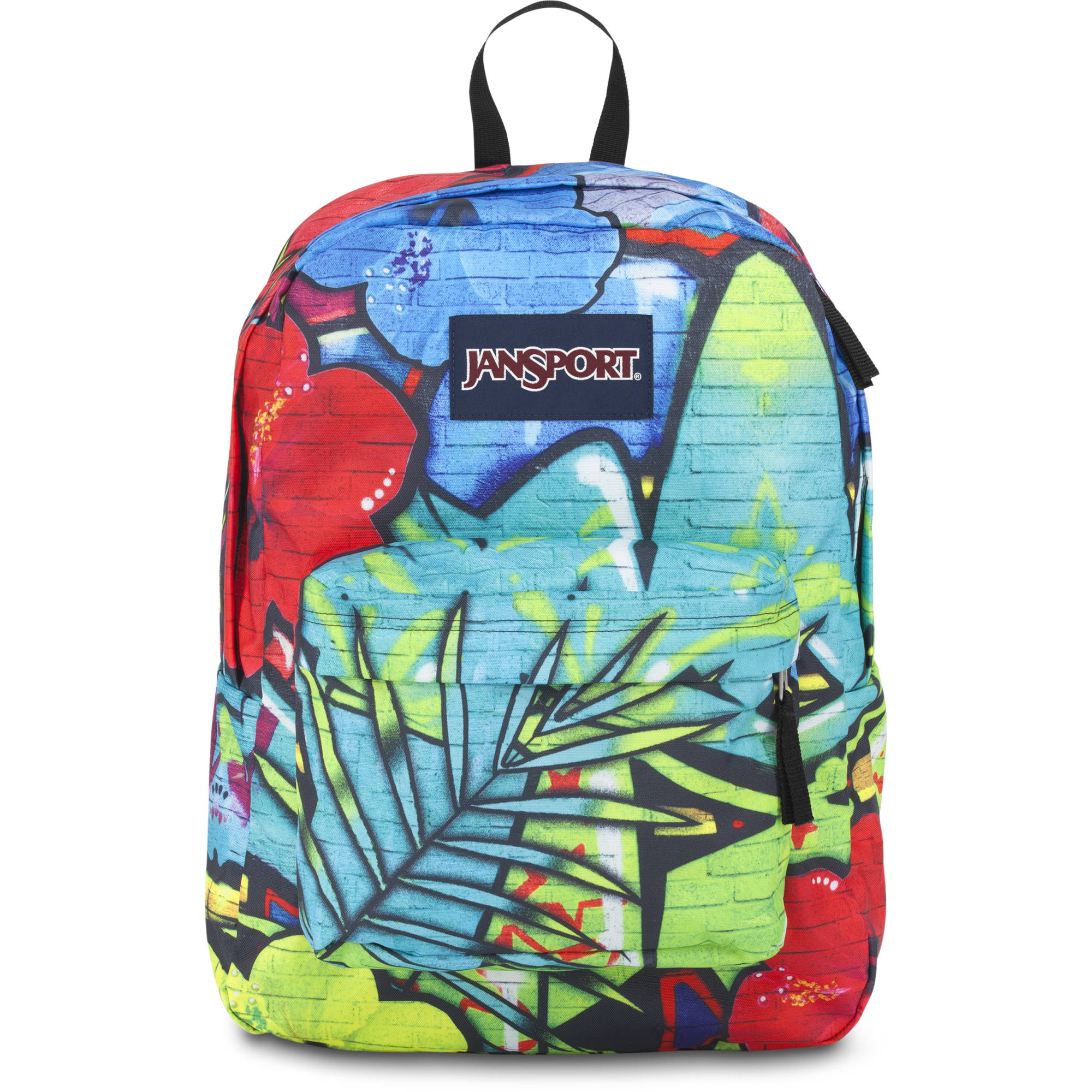 012fc429a392 JanSport High Stakes Backpack (Multi Graffiti) JS00TRS70E6 B H