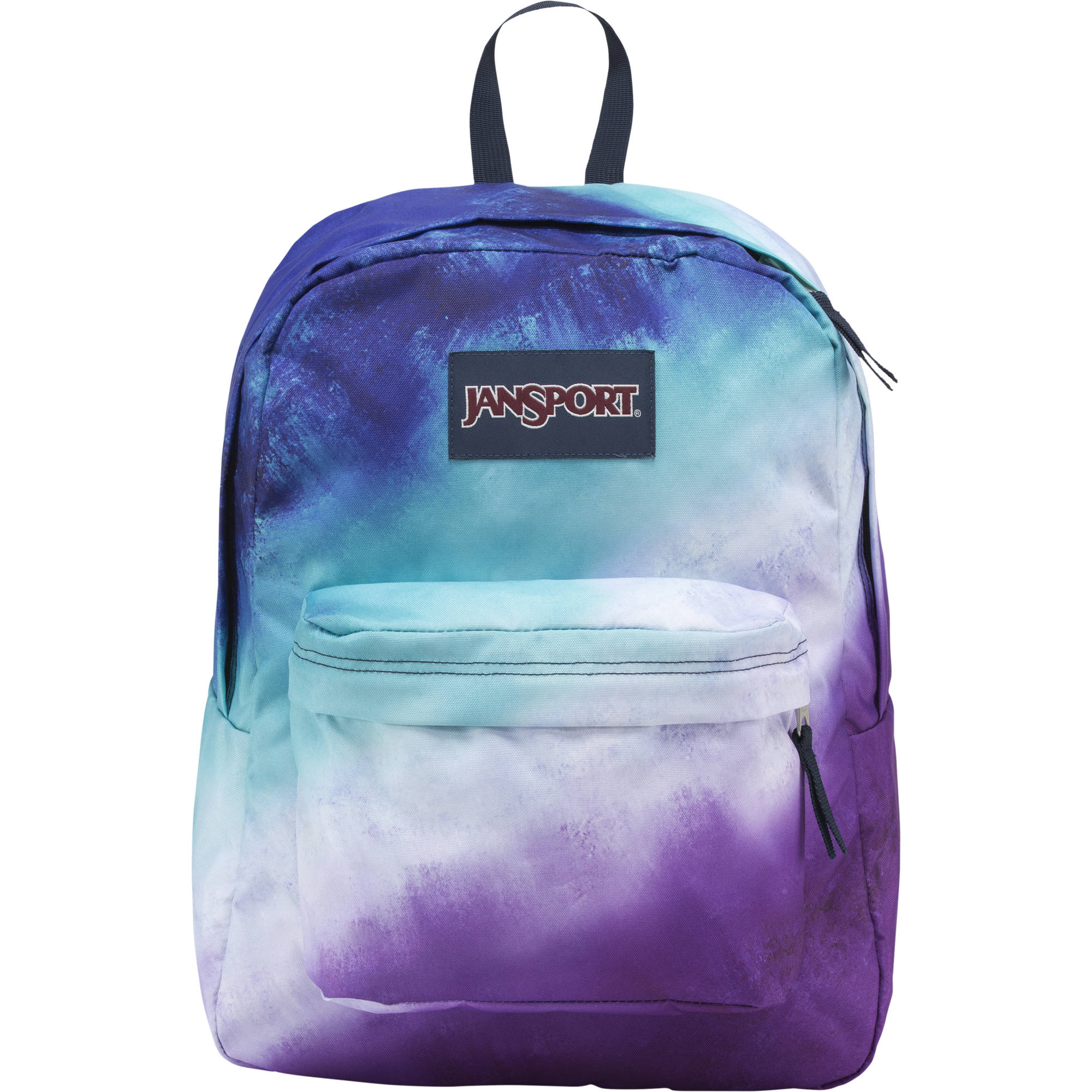 JanSport High Stakes Backpack (Multi Water Ombre) JS00TRS70KB