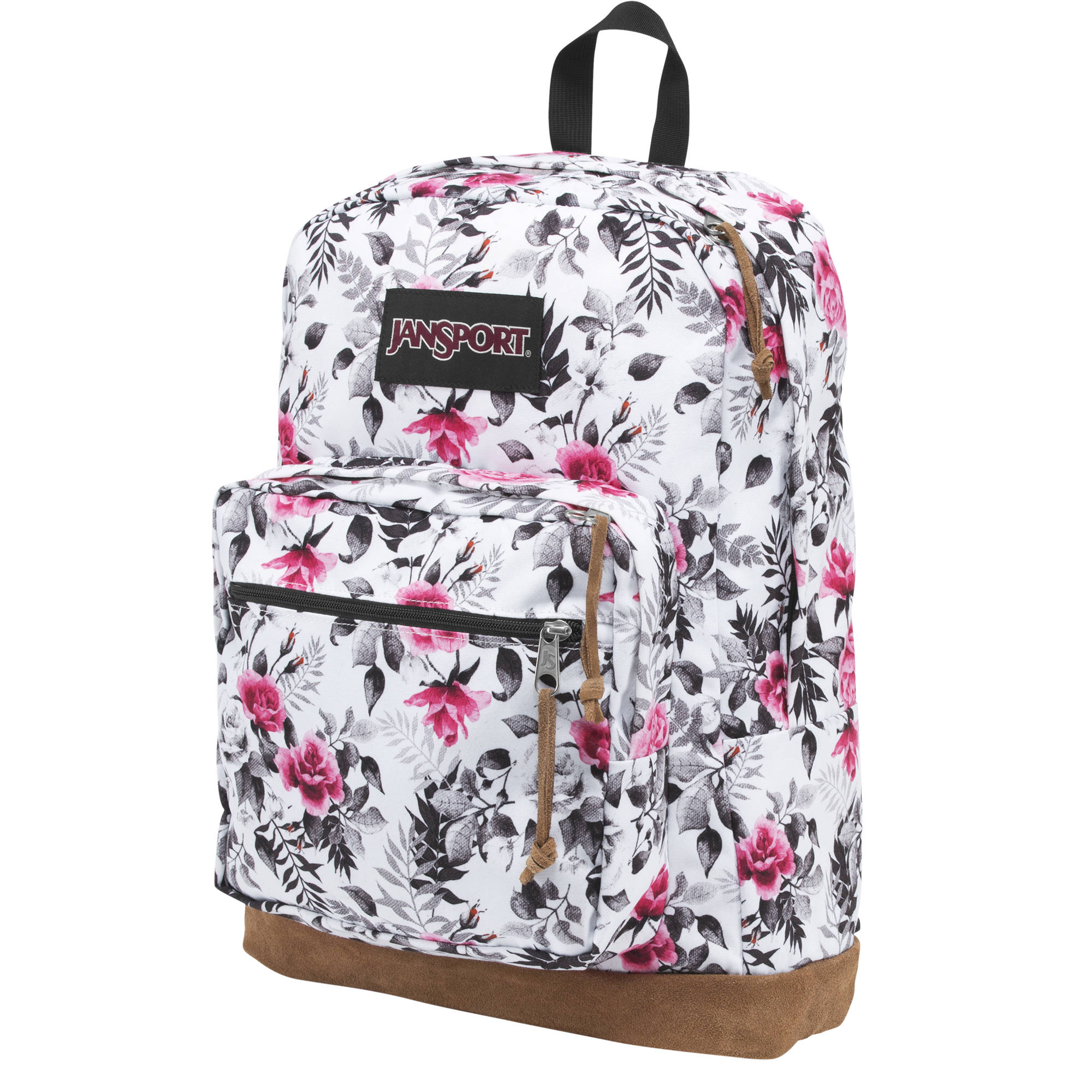 2960ee42e2 JanSport Right Pack Expressions 31L Backpack (Multi Black White Graphic  Floral)