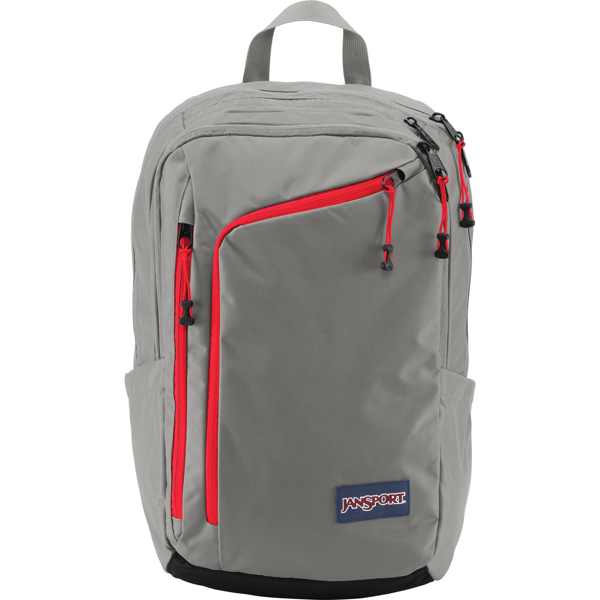 JanSport Platform 25L Backpack (Shady Gray) T55B9RS B&H Photo