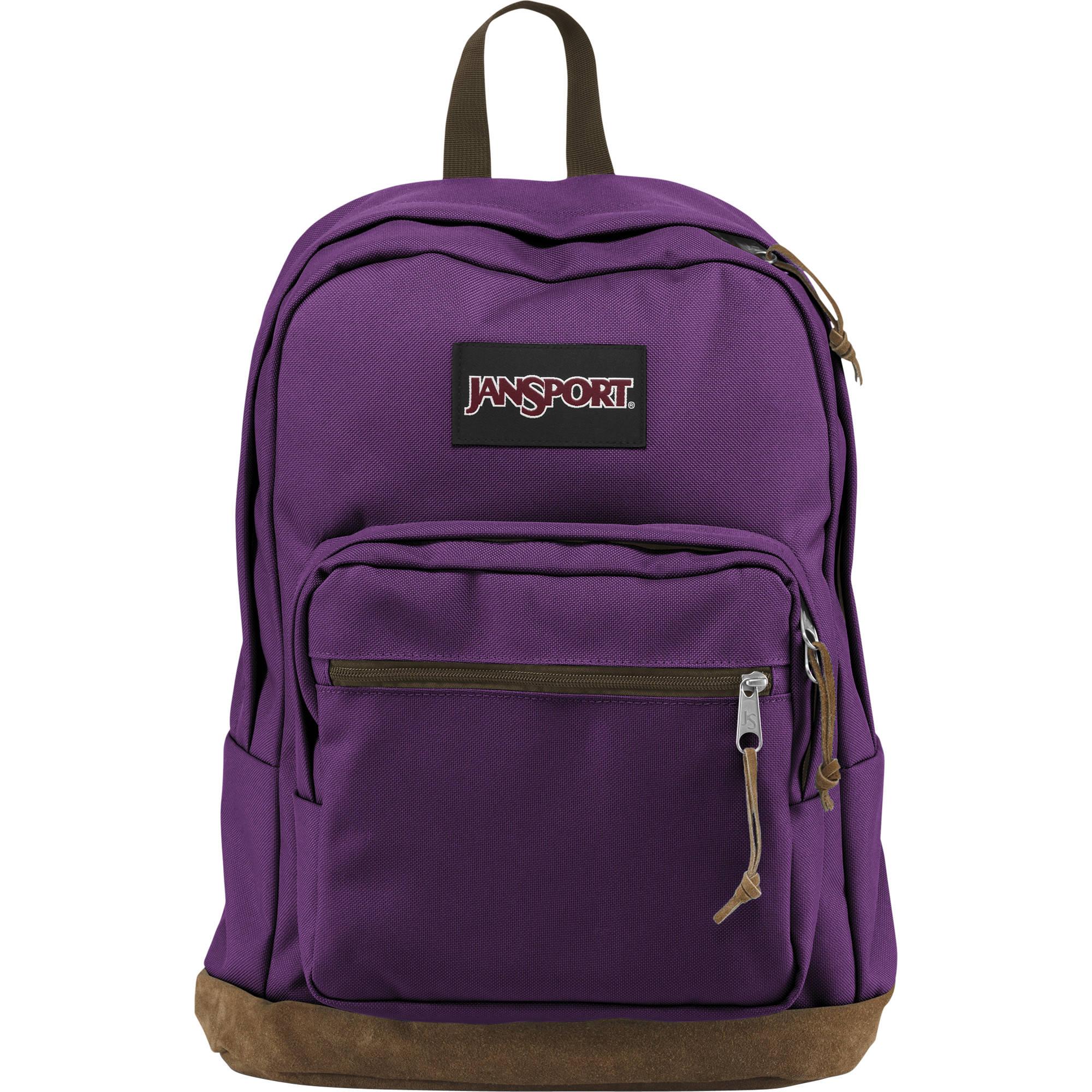 JanSport Right Pack Backpack (Vivid Purple)