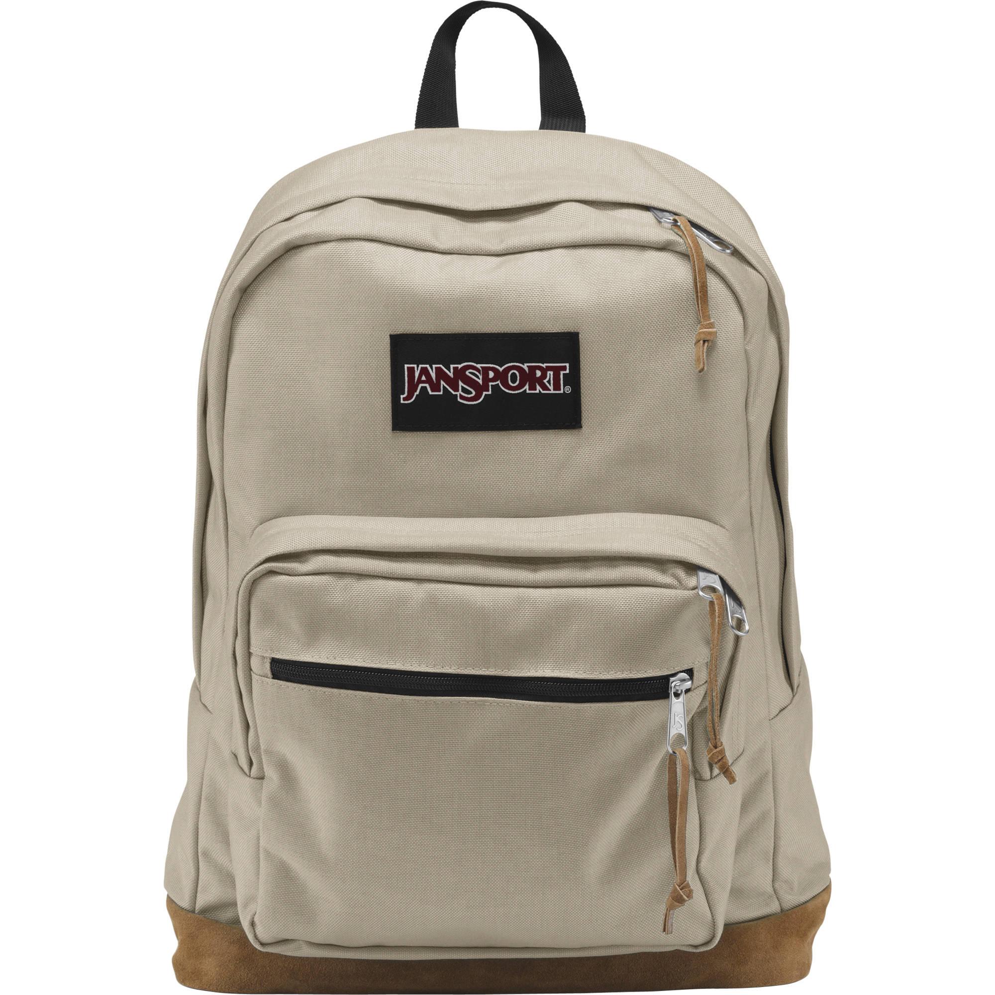 ecb886e5c4 JanSport Right Pack Backpack (Desert Beige) JS00TYP79RU B H