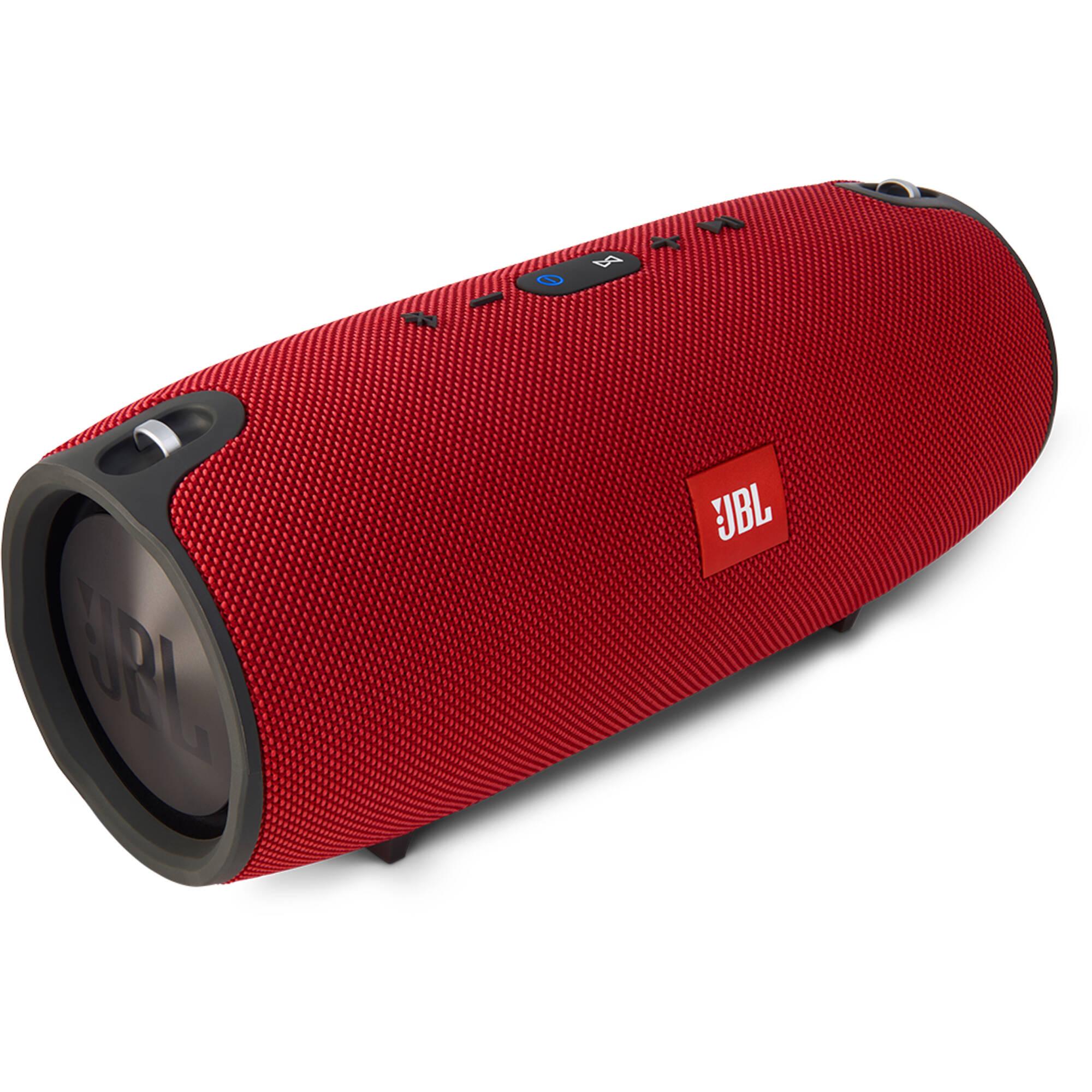 JBL Xtreme Portable Bluetooth Speaker (Red) JBLXTREMEREDUS B&H
