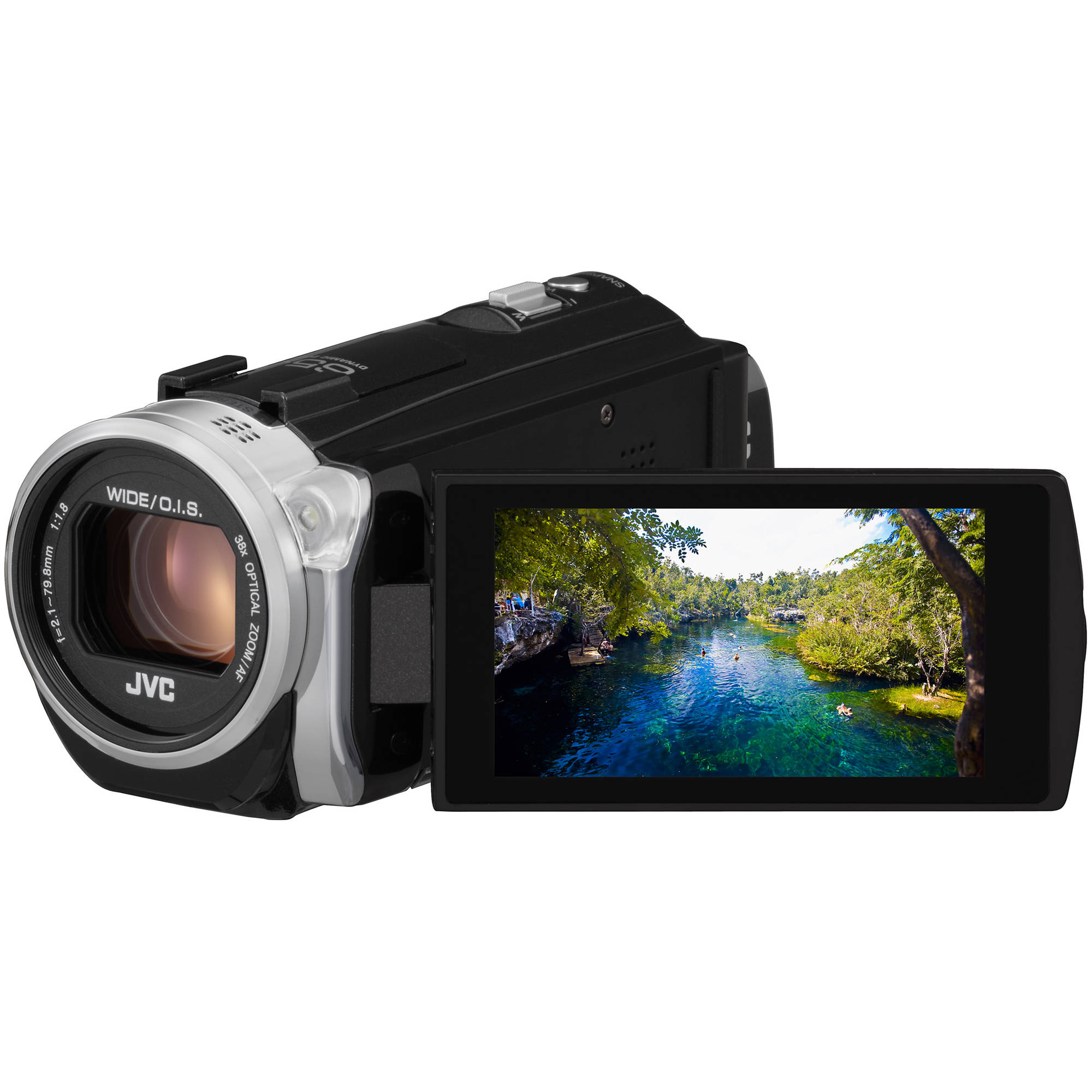 JVC GZ-E505 Full HD Everio Camcorder