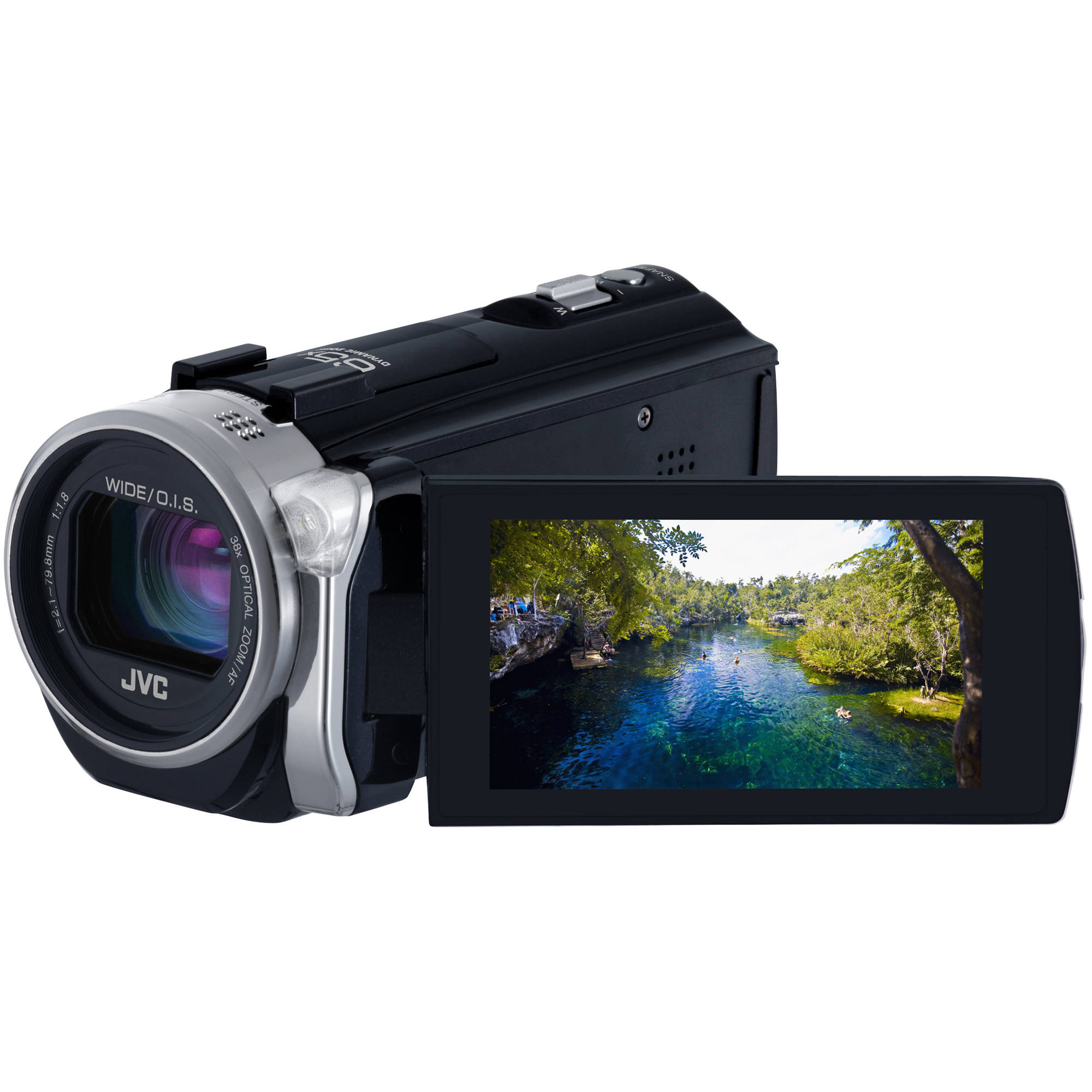 JVC 16GB GZ-EX555 Full HD Everio Camcorder
