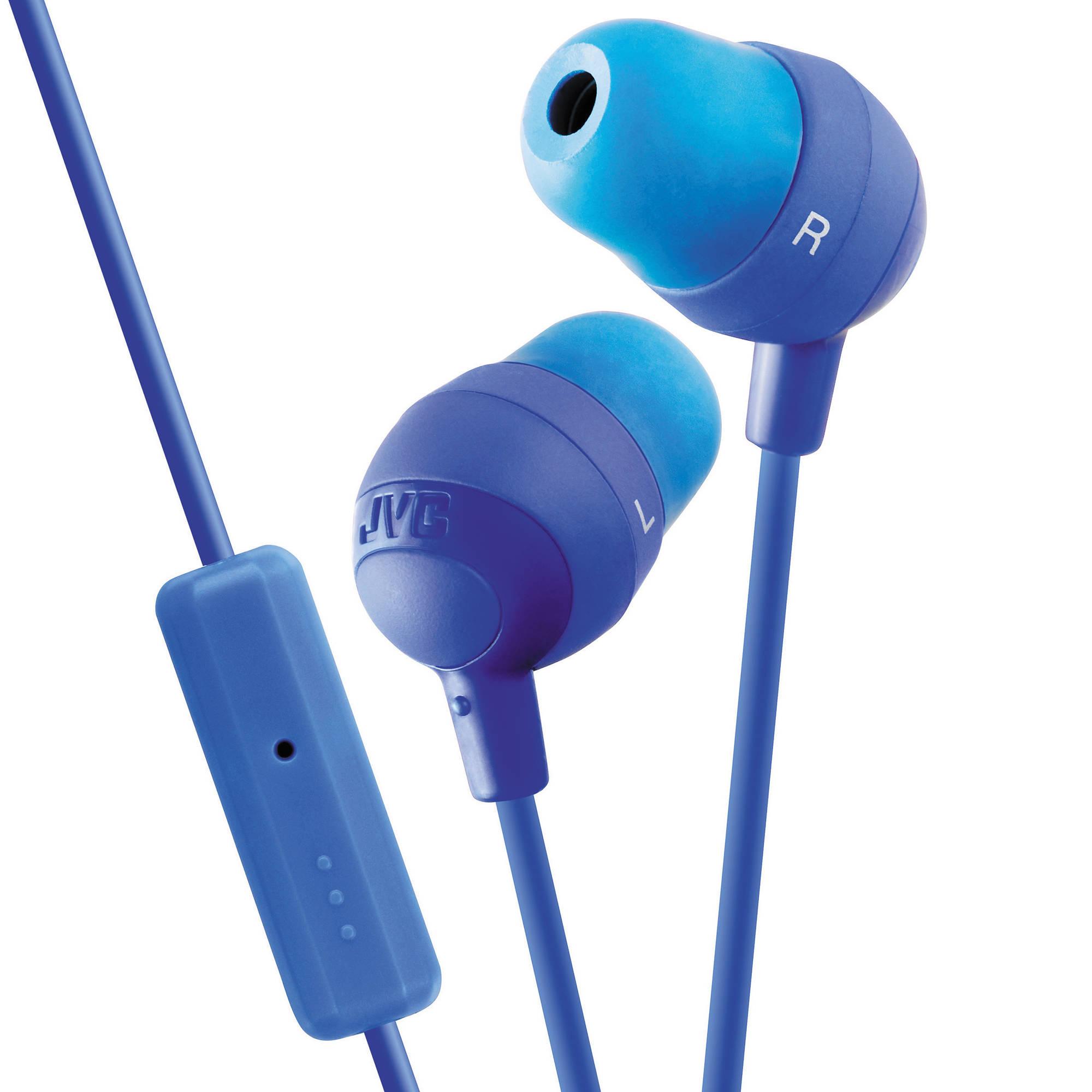 Jvc marshmallow earbuds mic - jvc gumy earbuds plus