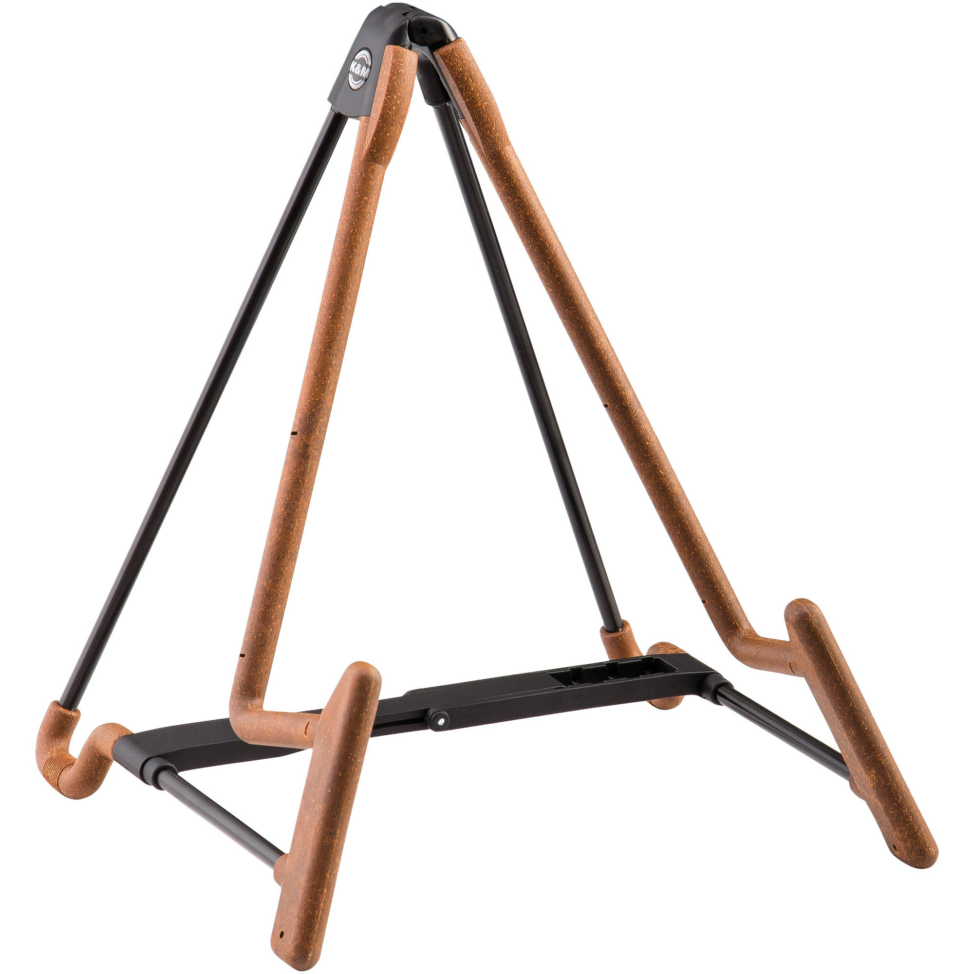 K m 17581 heli 2 electric guitar stand cork 17581 014 95 b h for Stand 2 b