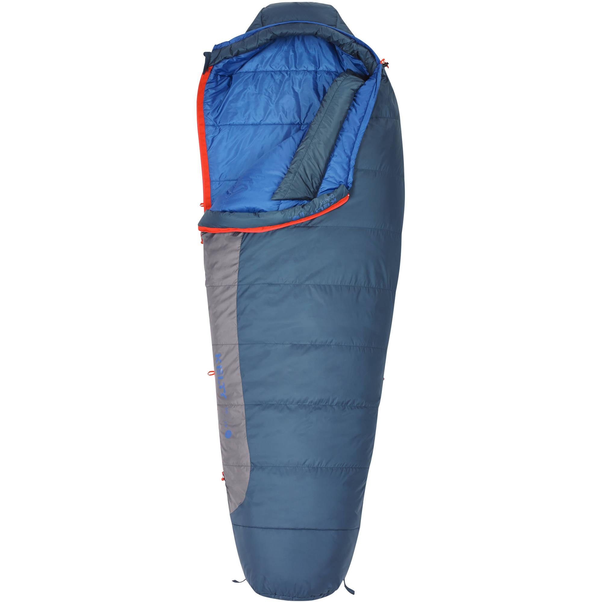 kelty dualist 20 en 22 sleeping bag for men 35412115rr b h. Black Bedroom Furniture Sets. Home Design Ideas