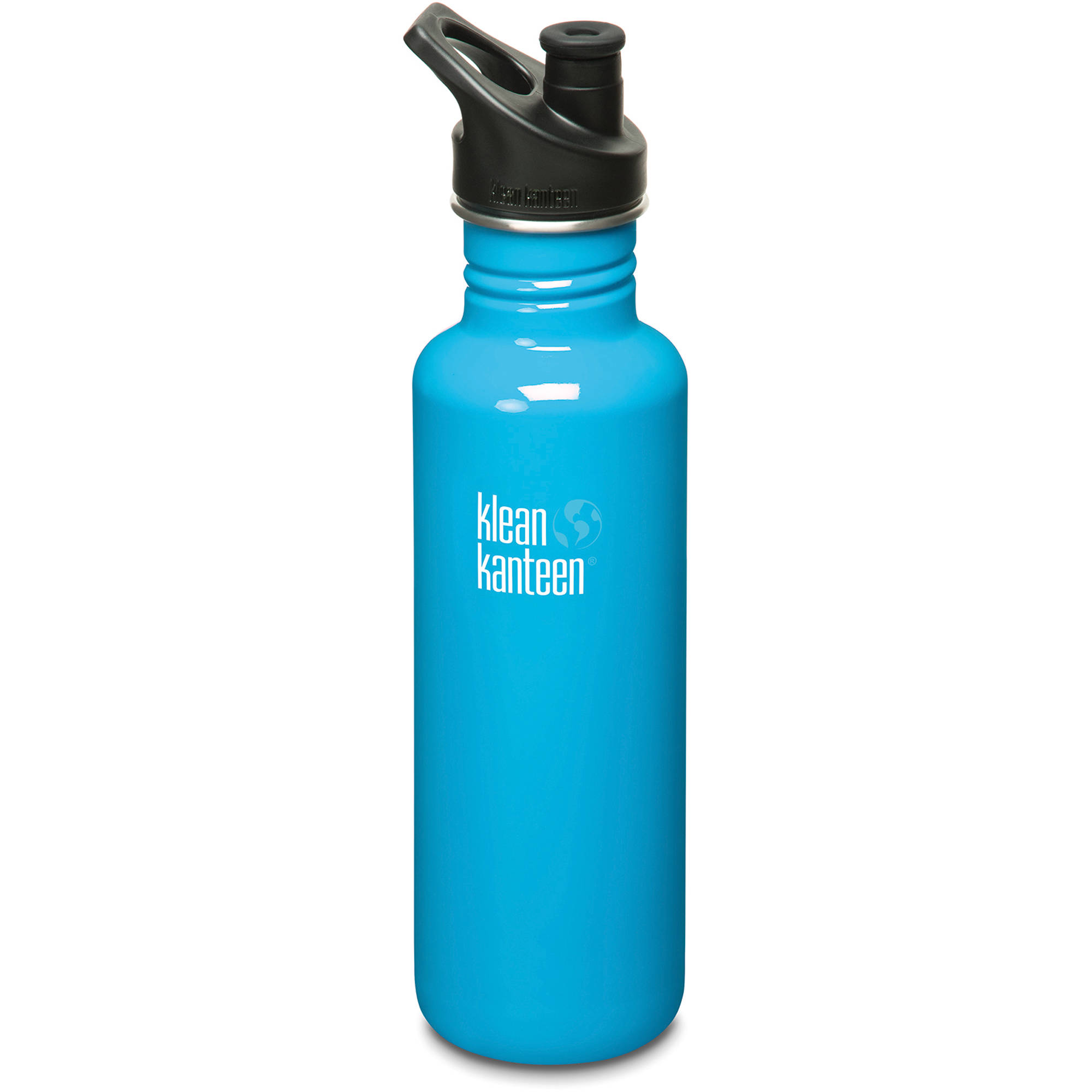 how to clean klean kanteen water bottles