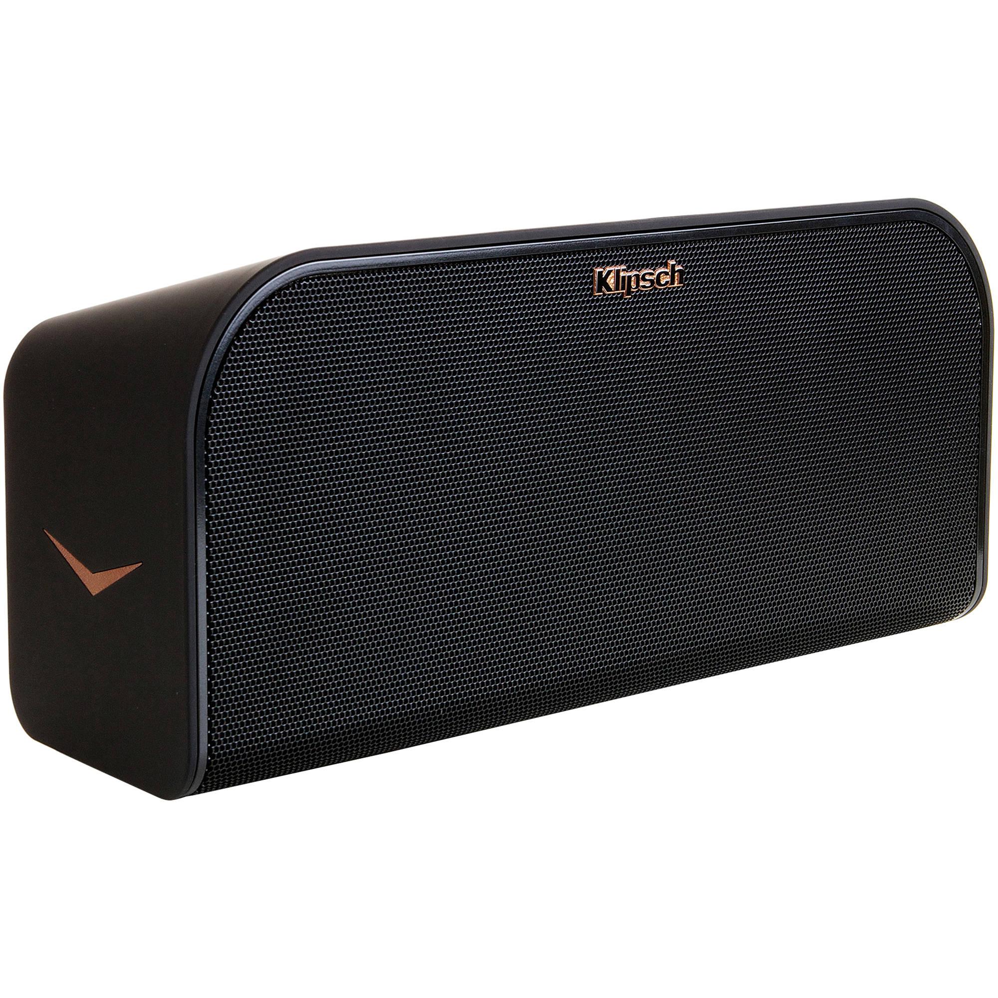 klipsch 1016050 kmc 3 2 1 wireless home music system 1016050 b h. Black Bedroom Furniture Sets. Home Design Ideas
