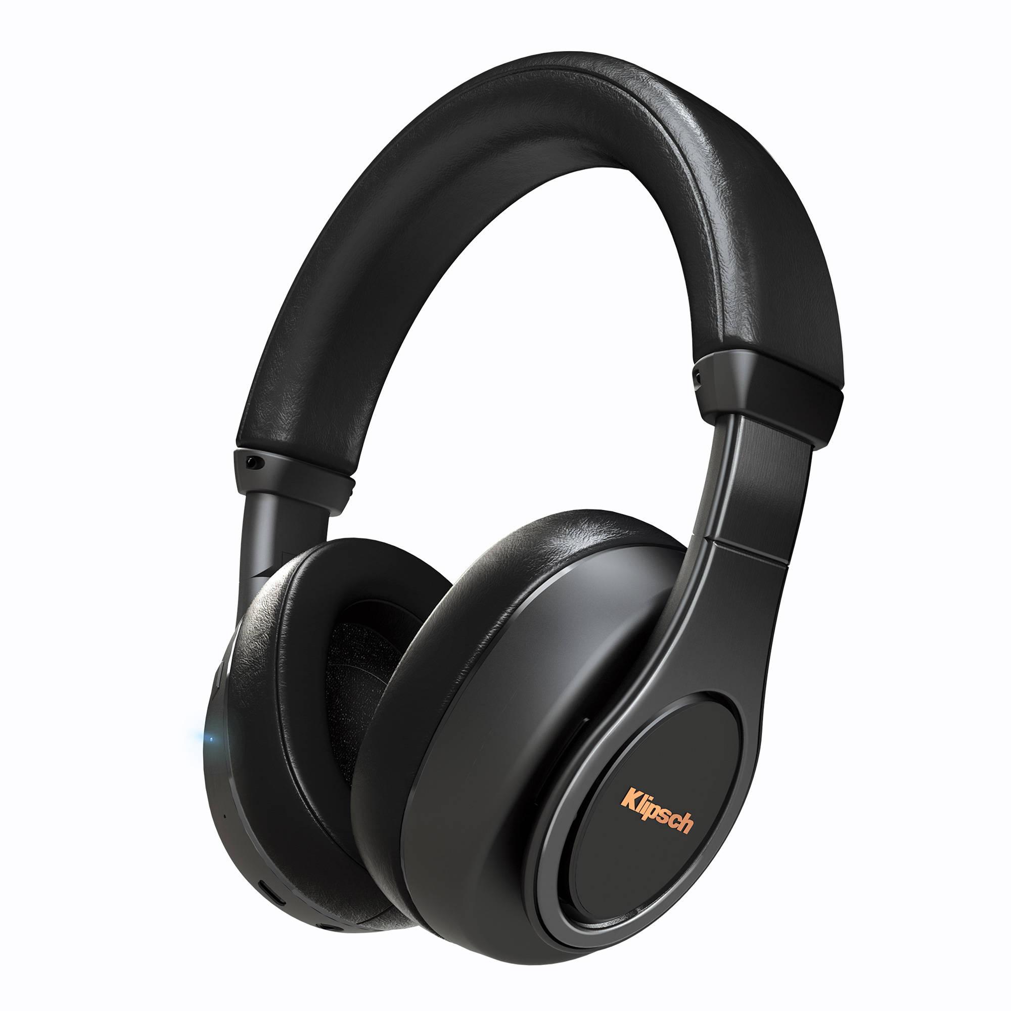 Klipsch Reference Over-Ear Bluetooth Headphones (Black