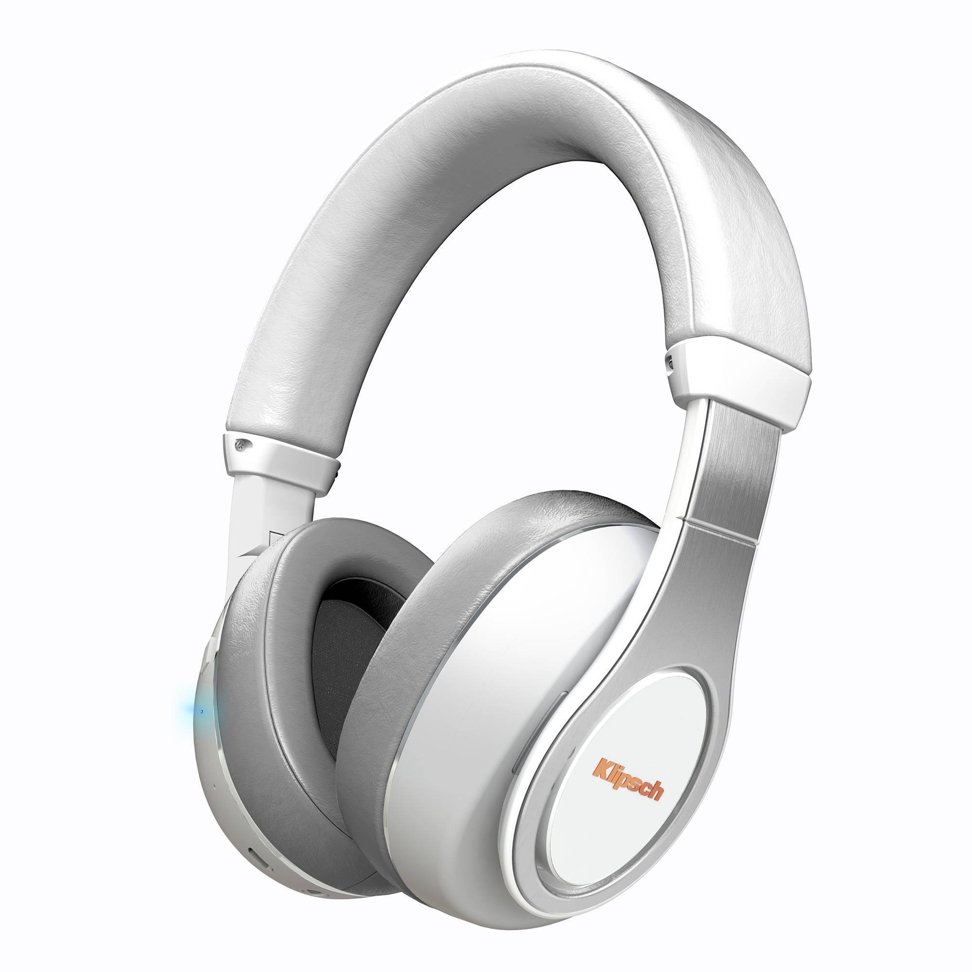 Klipsch Reference Over-Ear Bluetooth Headphones (White