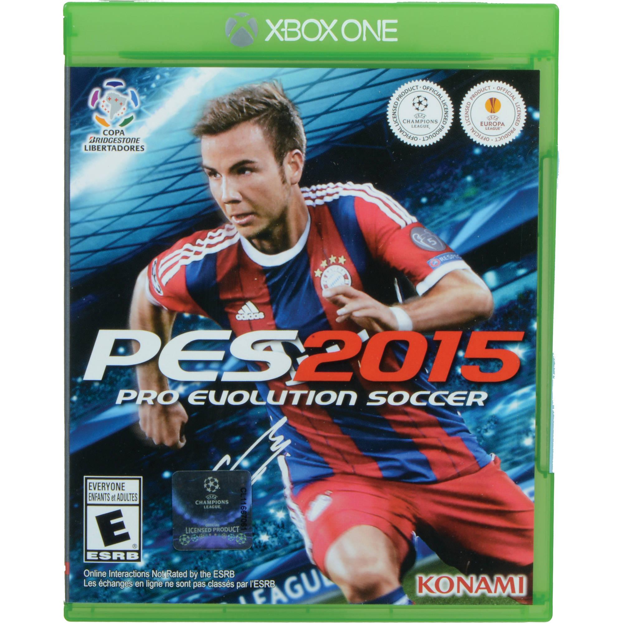 Игра для Xbox One Konami