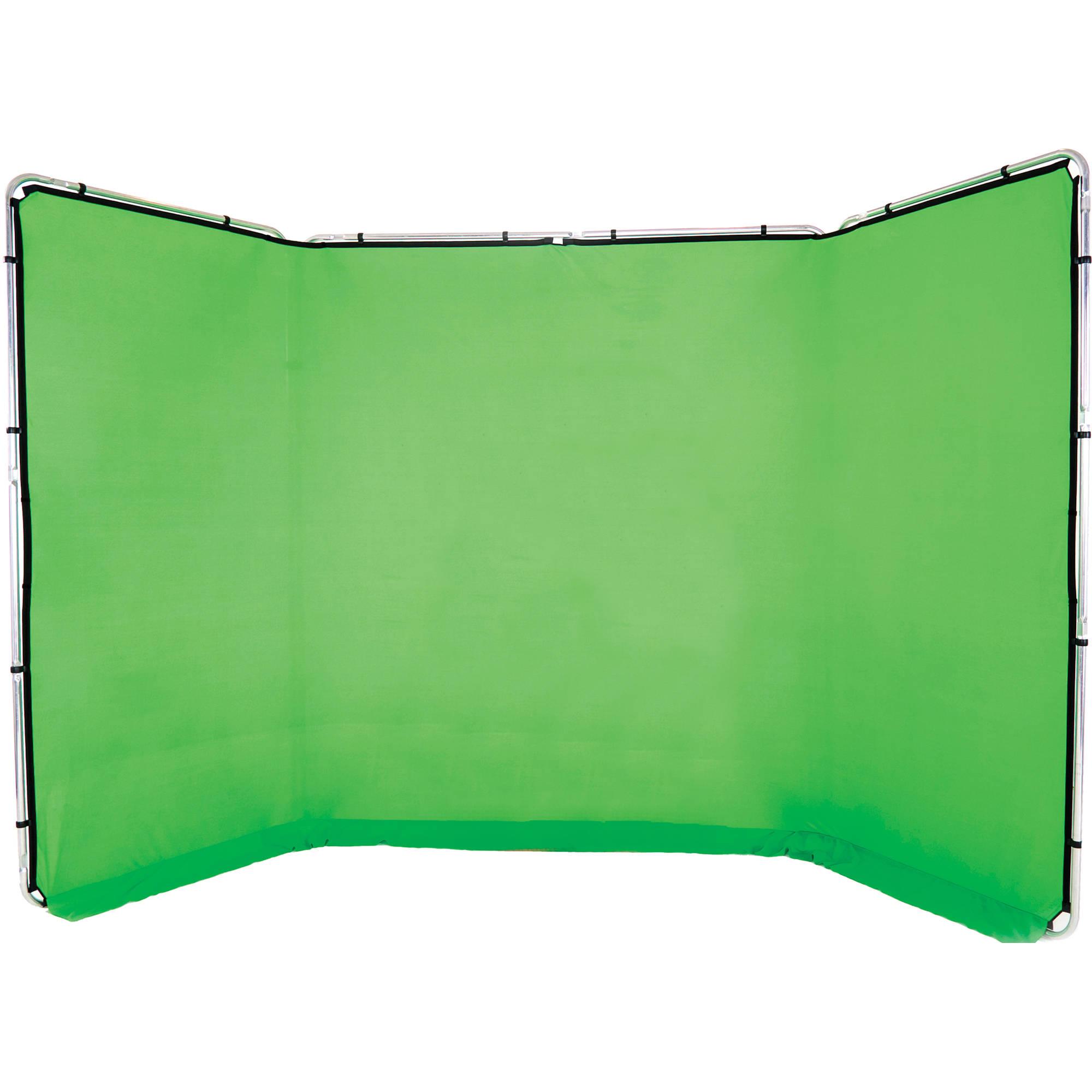 Lastolite panoramic background 13 chromakey green ll lb7622 lastolite panoramic background 13 chromakey green voltagebd Images