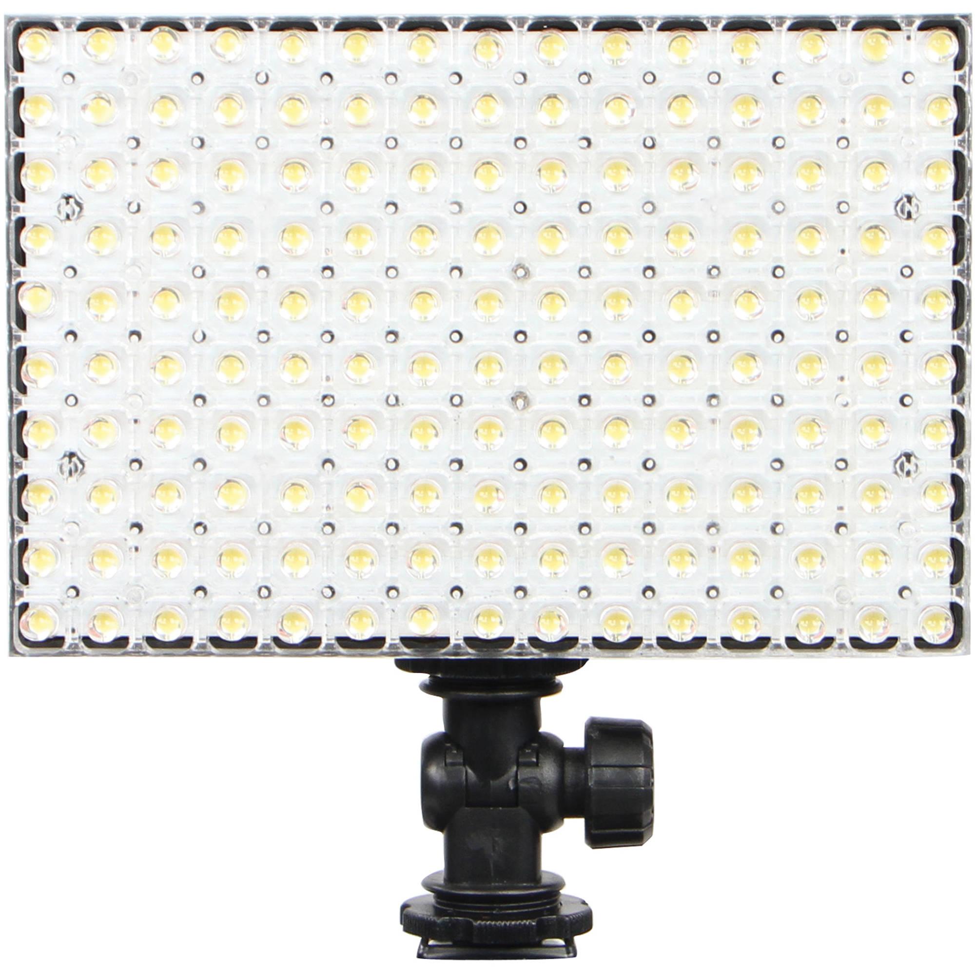 Ledgo 150 LED On-Camera Light  sc 1 st  Bu0026H & Ledgo 150 LED On-Camera Light LGB150 Bu0026H Photo Video
