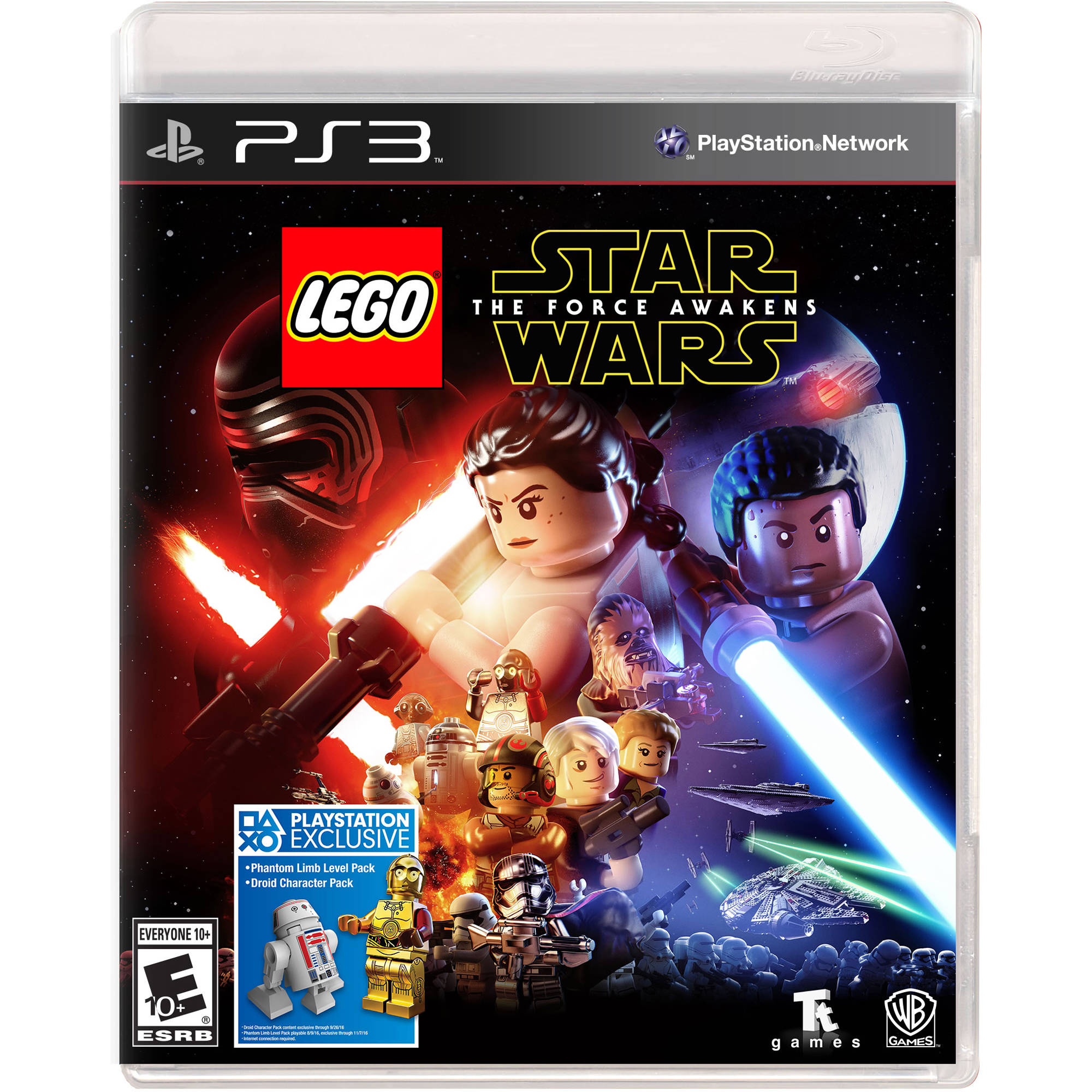 New Lego Games For Ps3 : Lego star wars the force awakens ps  b h photo
