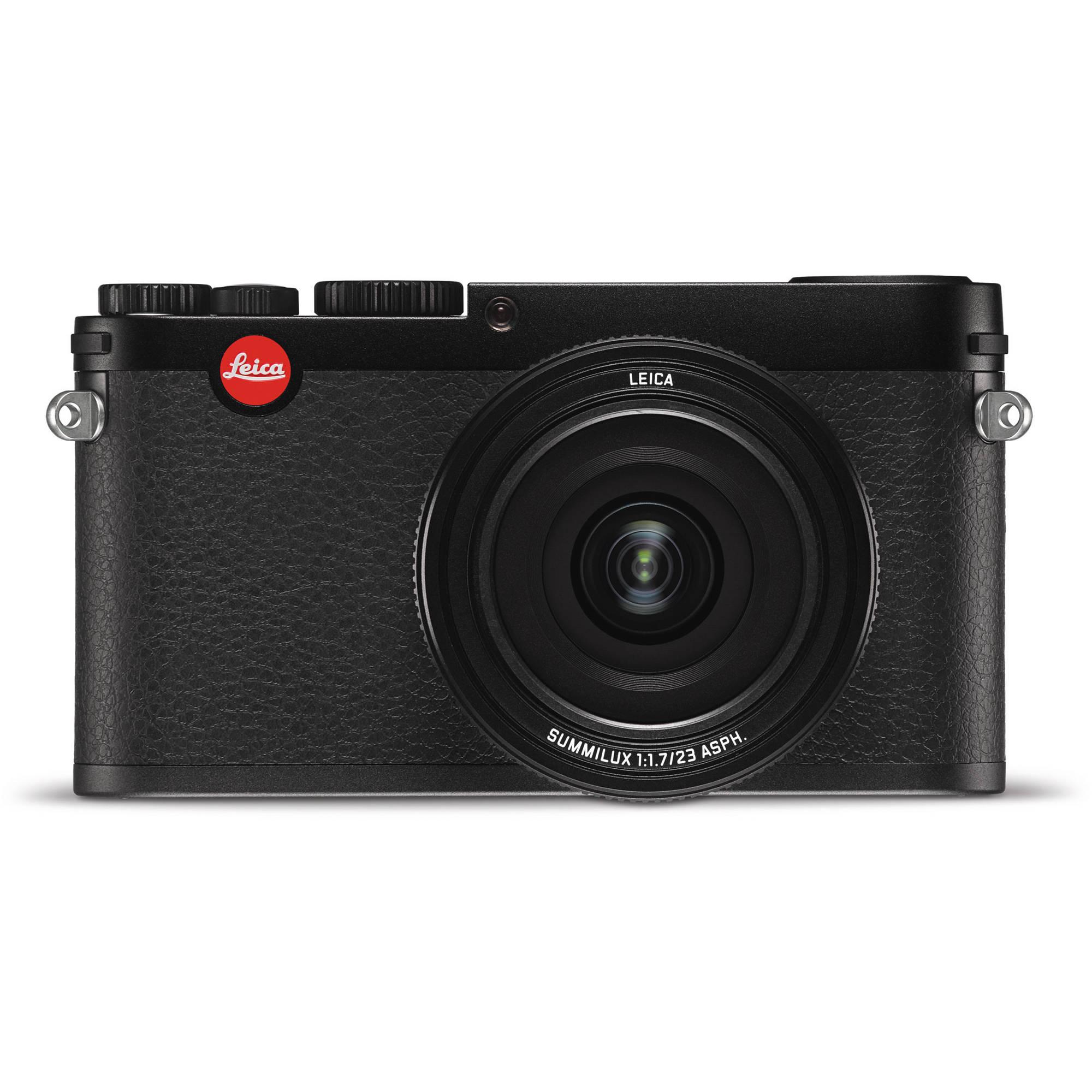 used leica x typ 113 digital camera black 18440 b h photo rh bhphotovideo com Original Leica 1 Original Leica 1