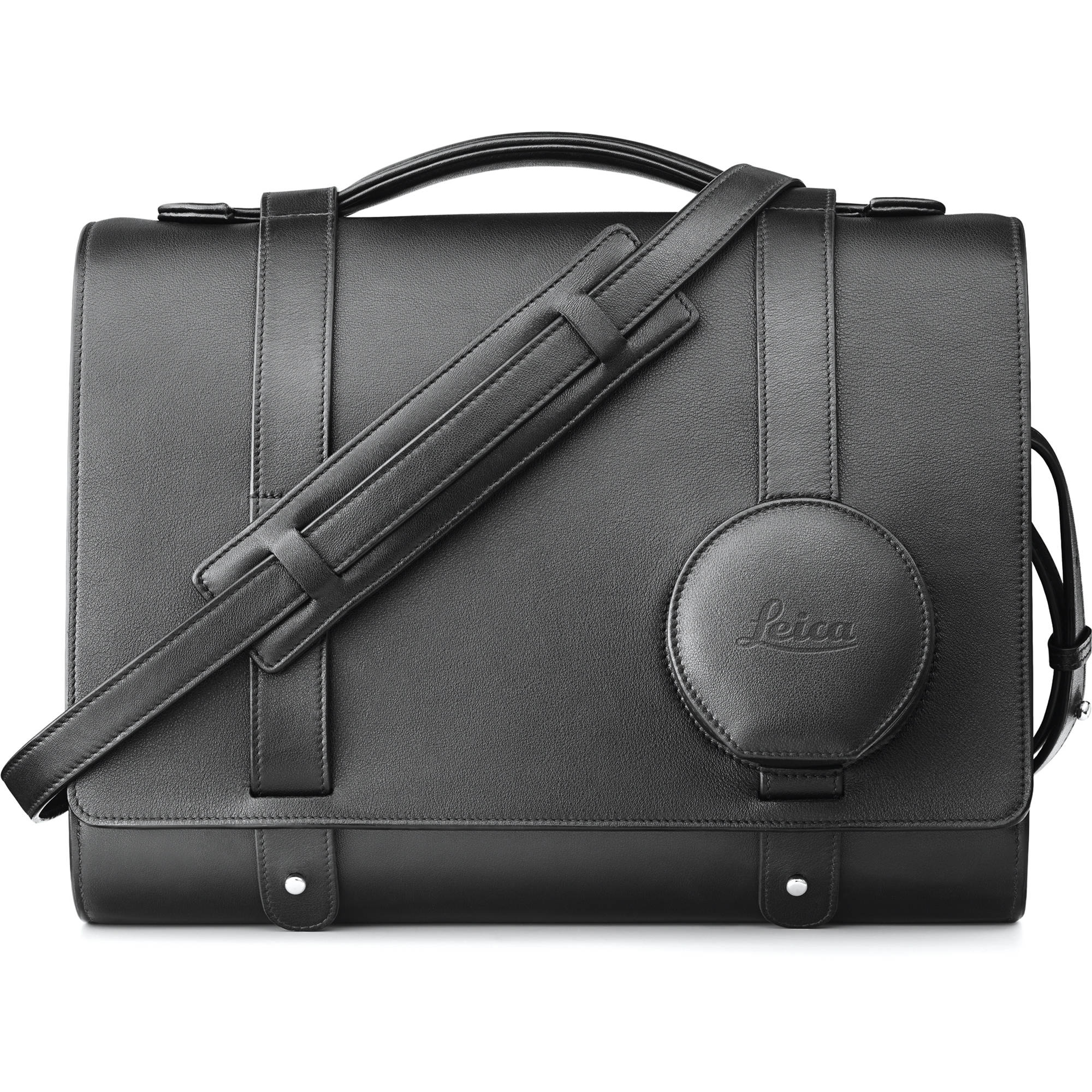 97eb392c5 Leica Day Bag for Leica Q Digital Camera (Black) 19504 B&H Photo