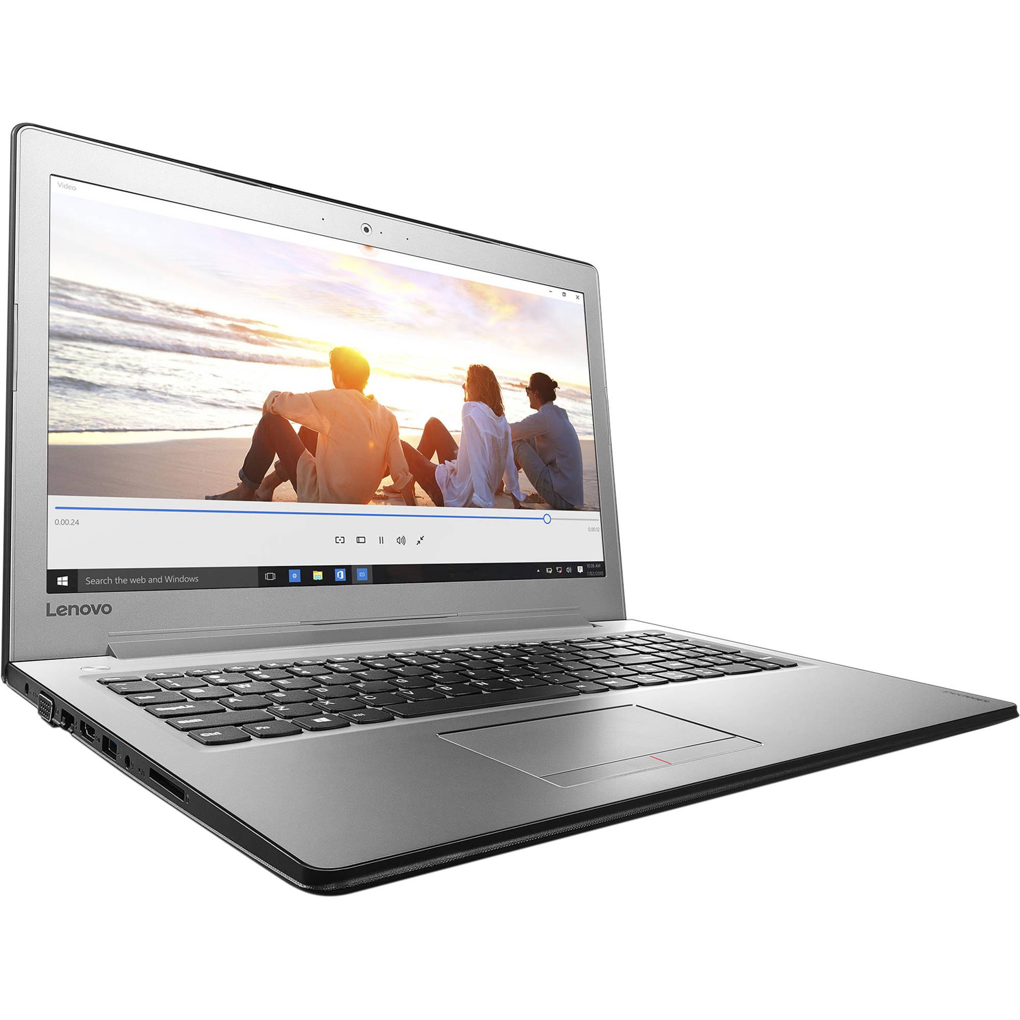 Lenovo 15 6 U0026quot  Ideapad 510 Series Notebook 80sr004qus B U0026h
