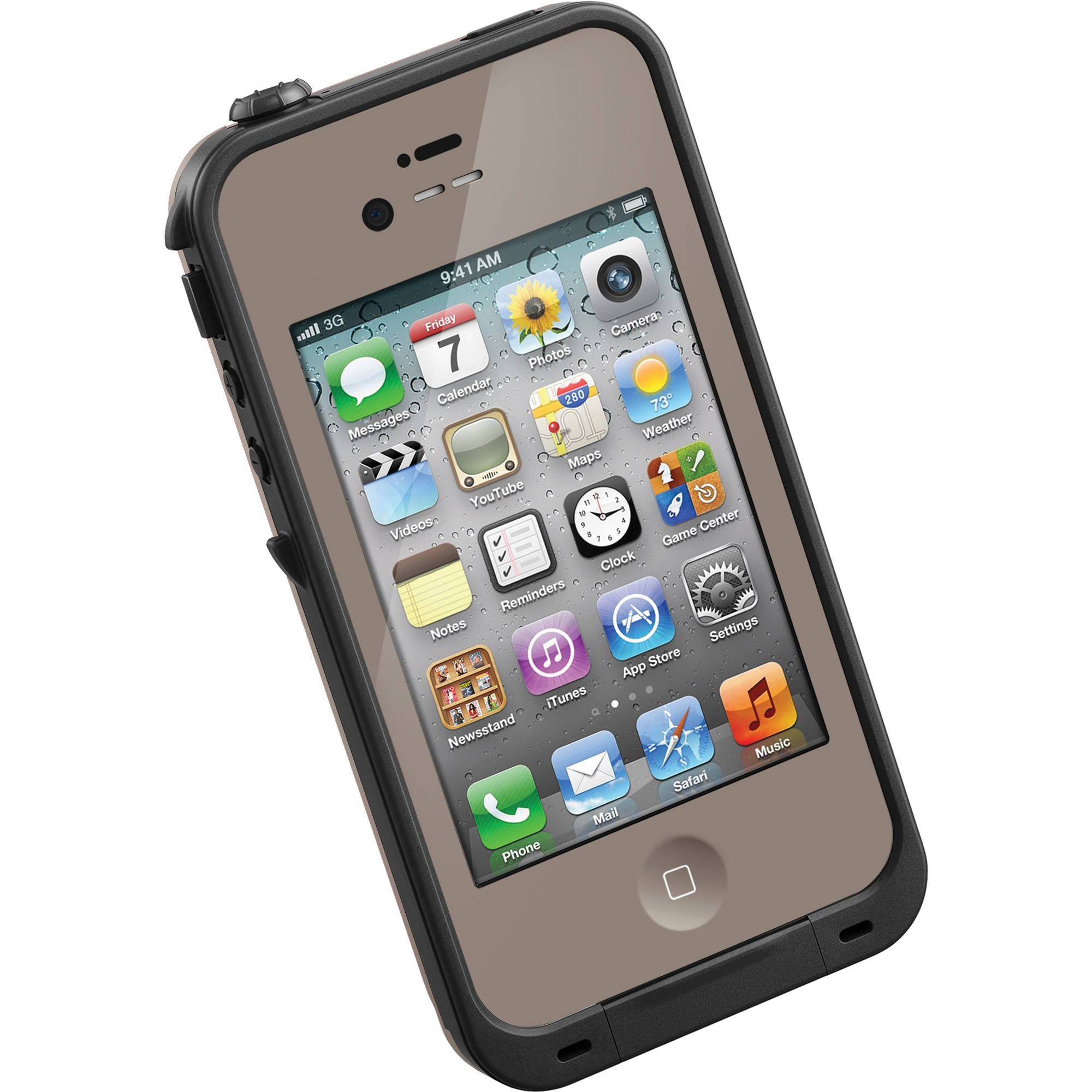 lifeproof case for iphone 4 lifeproof for iphone 4 4s flat earth 1001 10 b amp h 17771