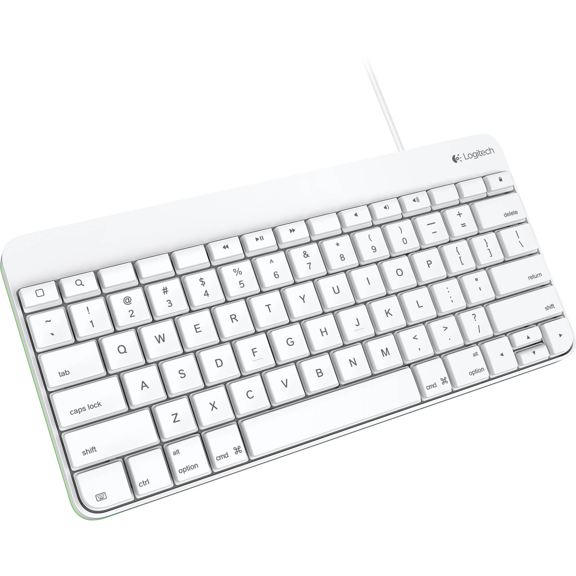 logitech wired keyboard for ipad with lightning 920