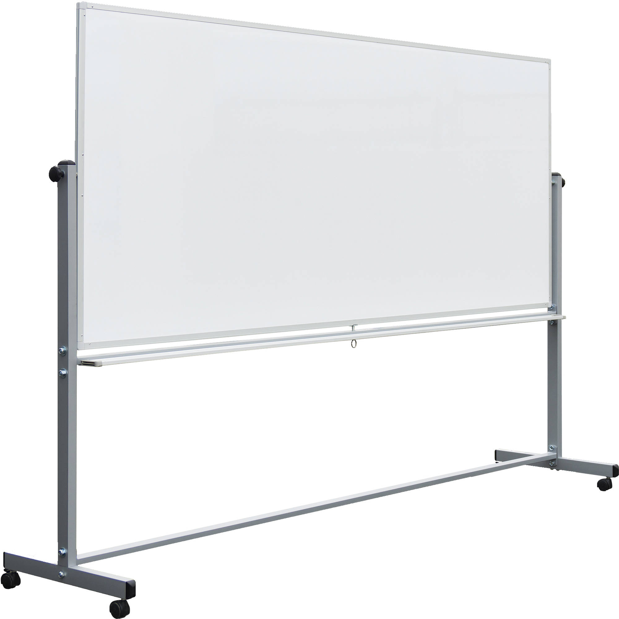luxor 96 x 40 double sided magnetic whiteboard - Magnetic White Board