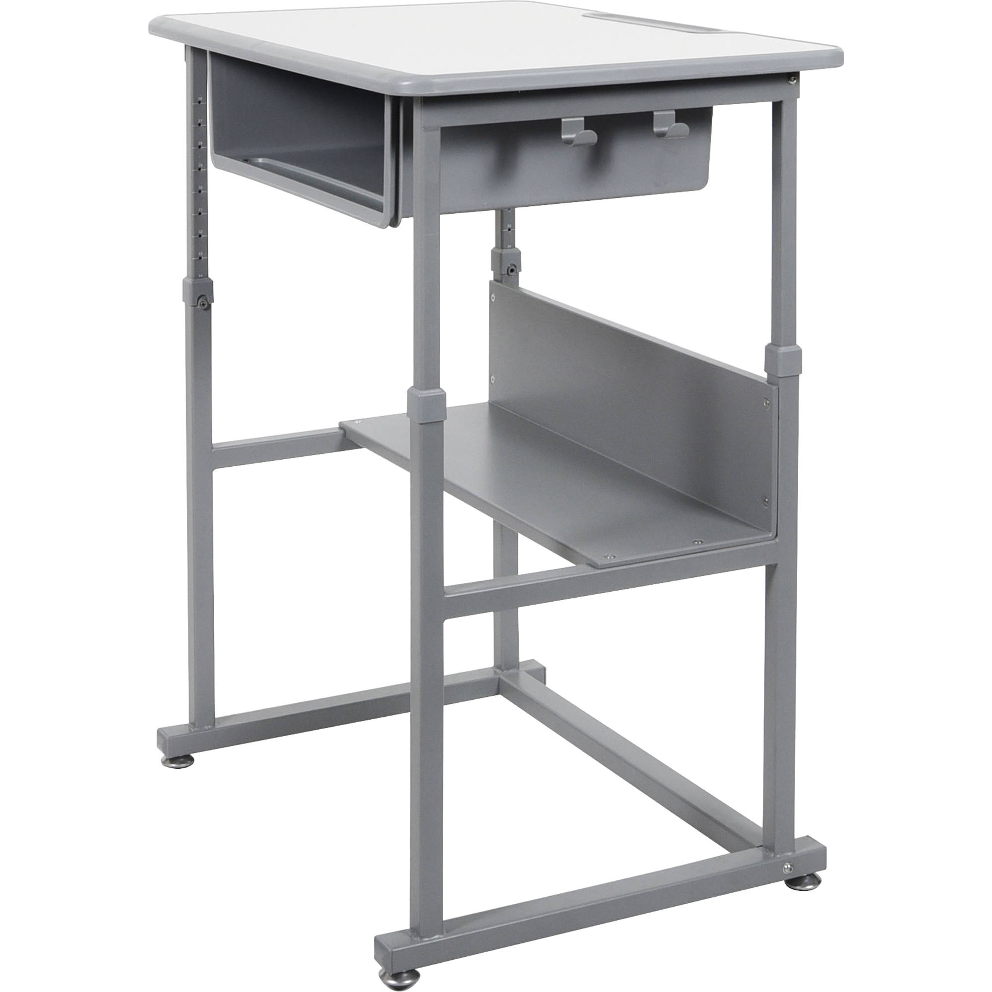 adjustable tabletop down artistry desk stand up sit height workstation ace standing and most motorized