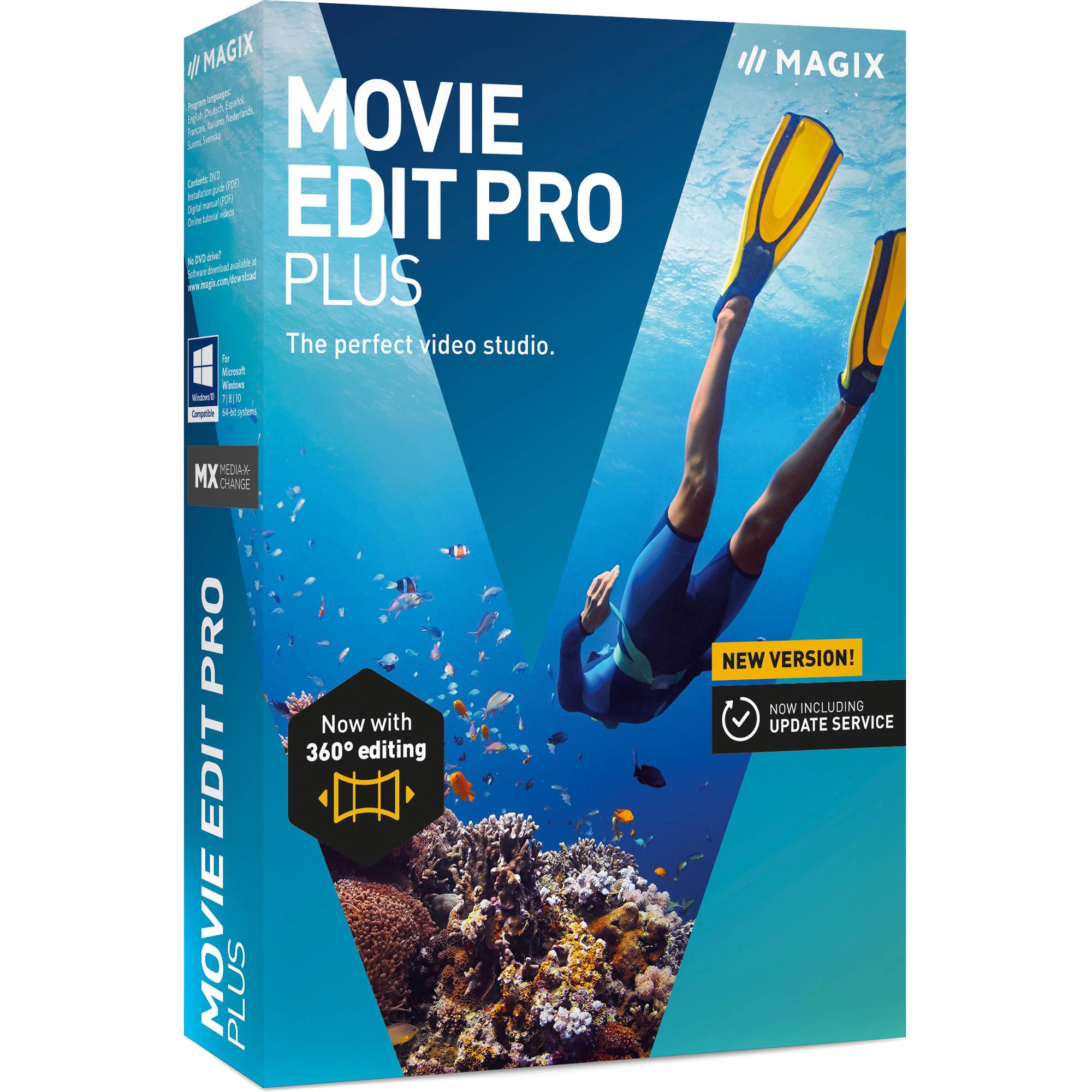 magix movie edit pro 2019 premium review