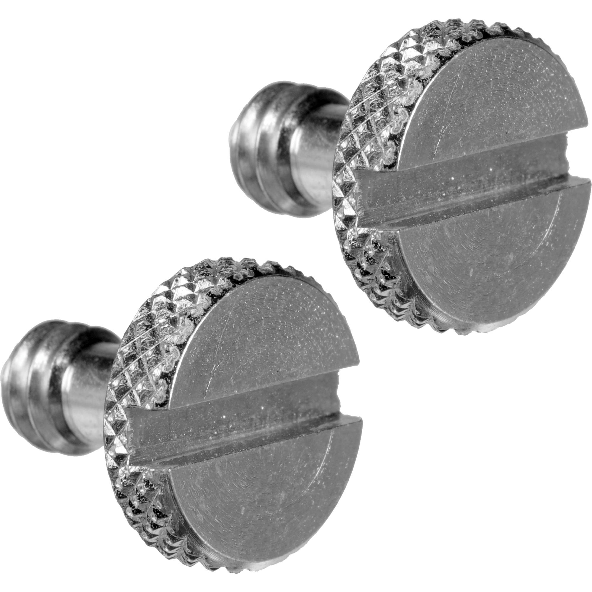 Manfrotto Set Of Two 14 Camera Mounting Screws R116138