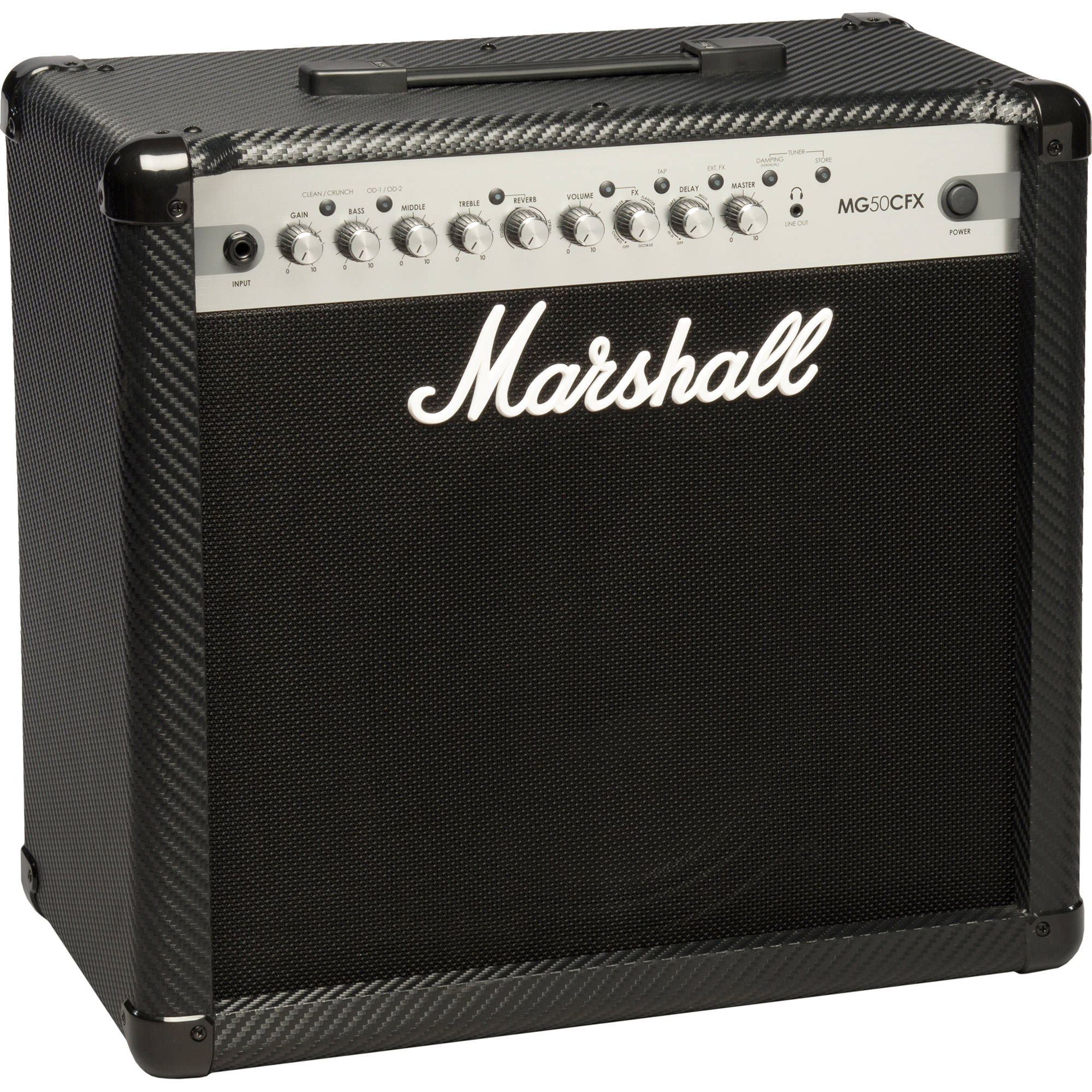 Marshall Amplification Mg50cfx 4 Channel Solid State Bh Apmilifier Mini Guitar Bass Amplifier Circuit And Explanation Combo With Presets Fx