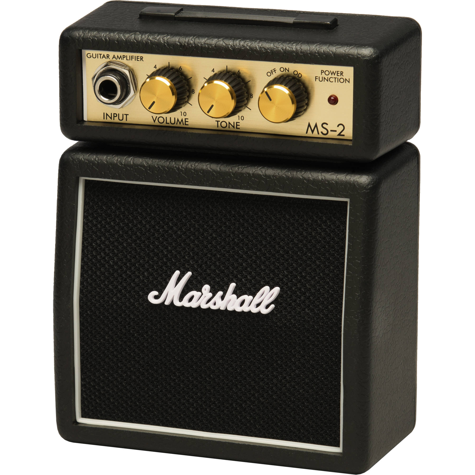 Marshall Amplification Ms 2 Micro Amp Mini Practice Apmilifier Guitar Bass Amplifier Circuit And Explanation Black