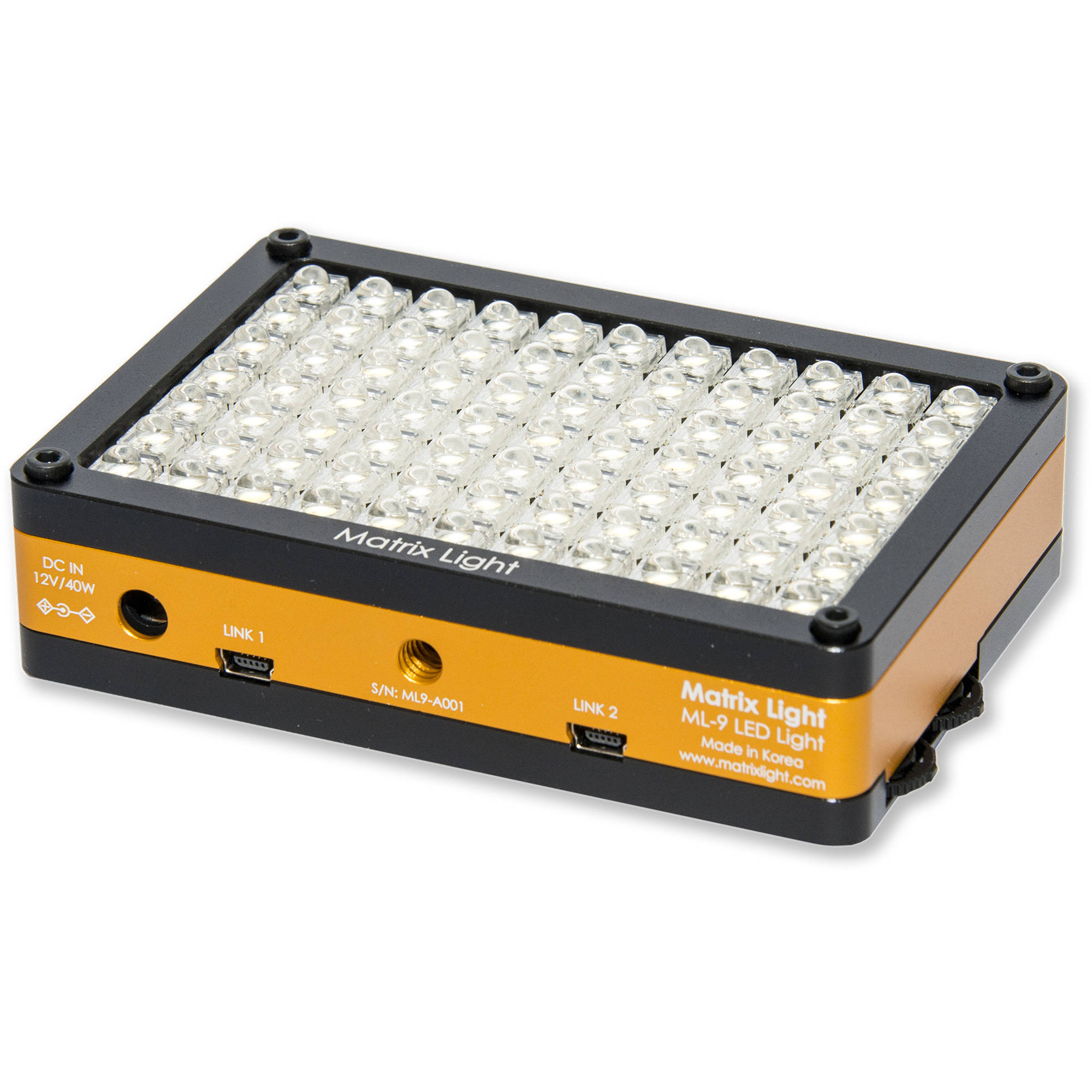 Matrix light ml 9 led light module ml 9 bh photo video matrix light ml 9 led light module freerunsca Choice Image