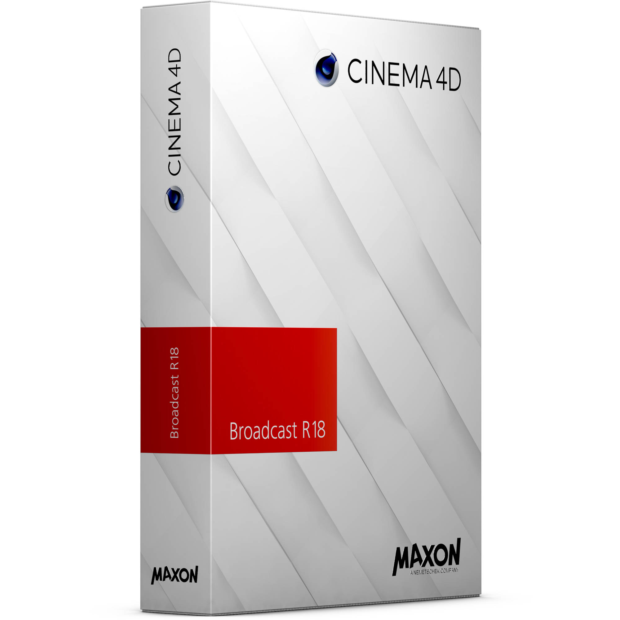 maxon cinema 4d broadcast r18 download c4dbe n 18 b h photo. Black Bedroom Furniture Sets. Home Design Ideas
