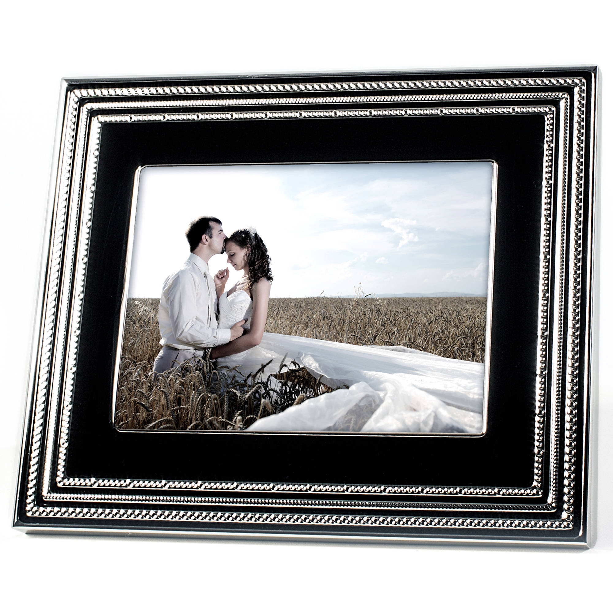 Mdi 8 Vera Wang Wedgwood Digital Photo Frame Md8002 Bh