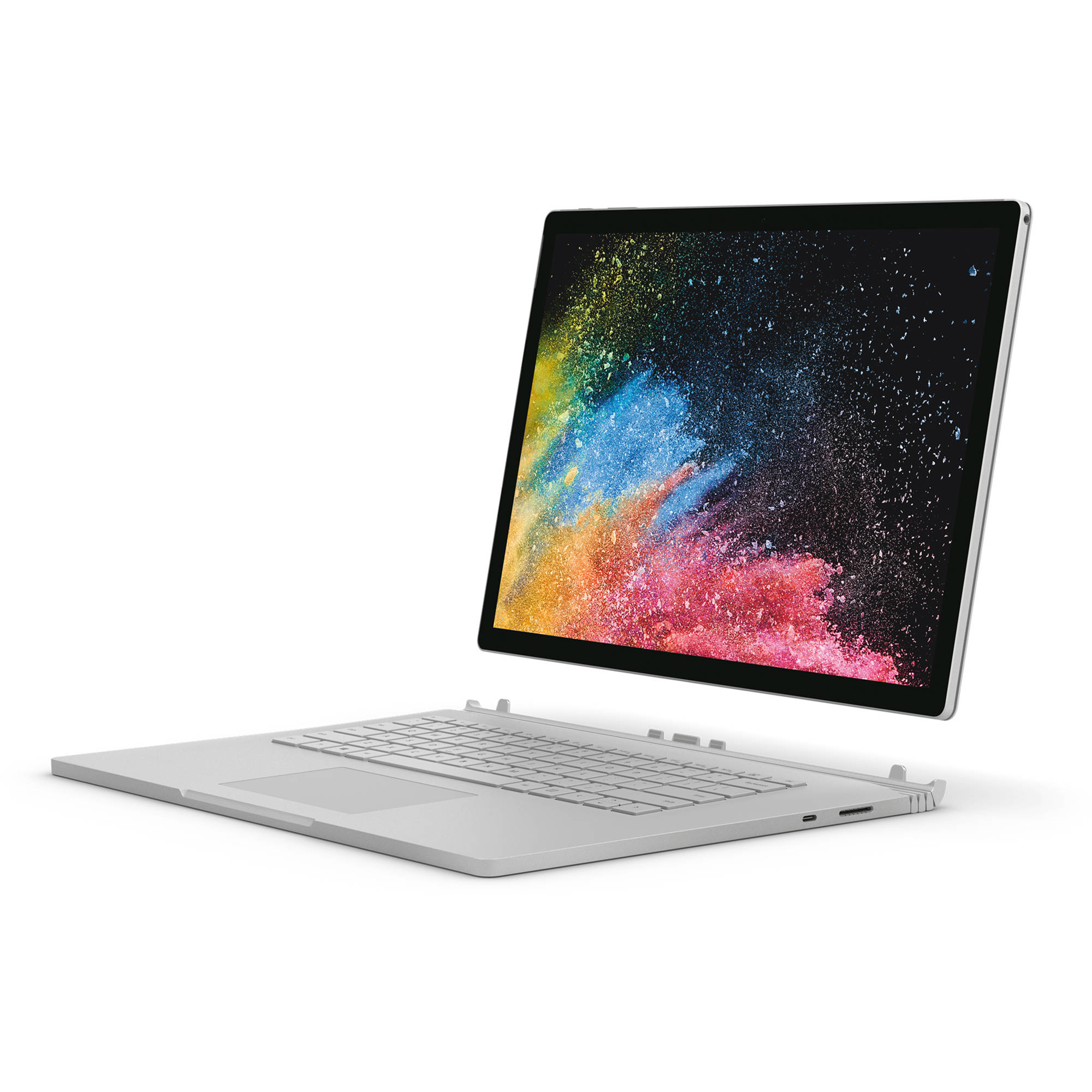 microsoft 15 surface book 2 multi touch 2 in 1 notebook