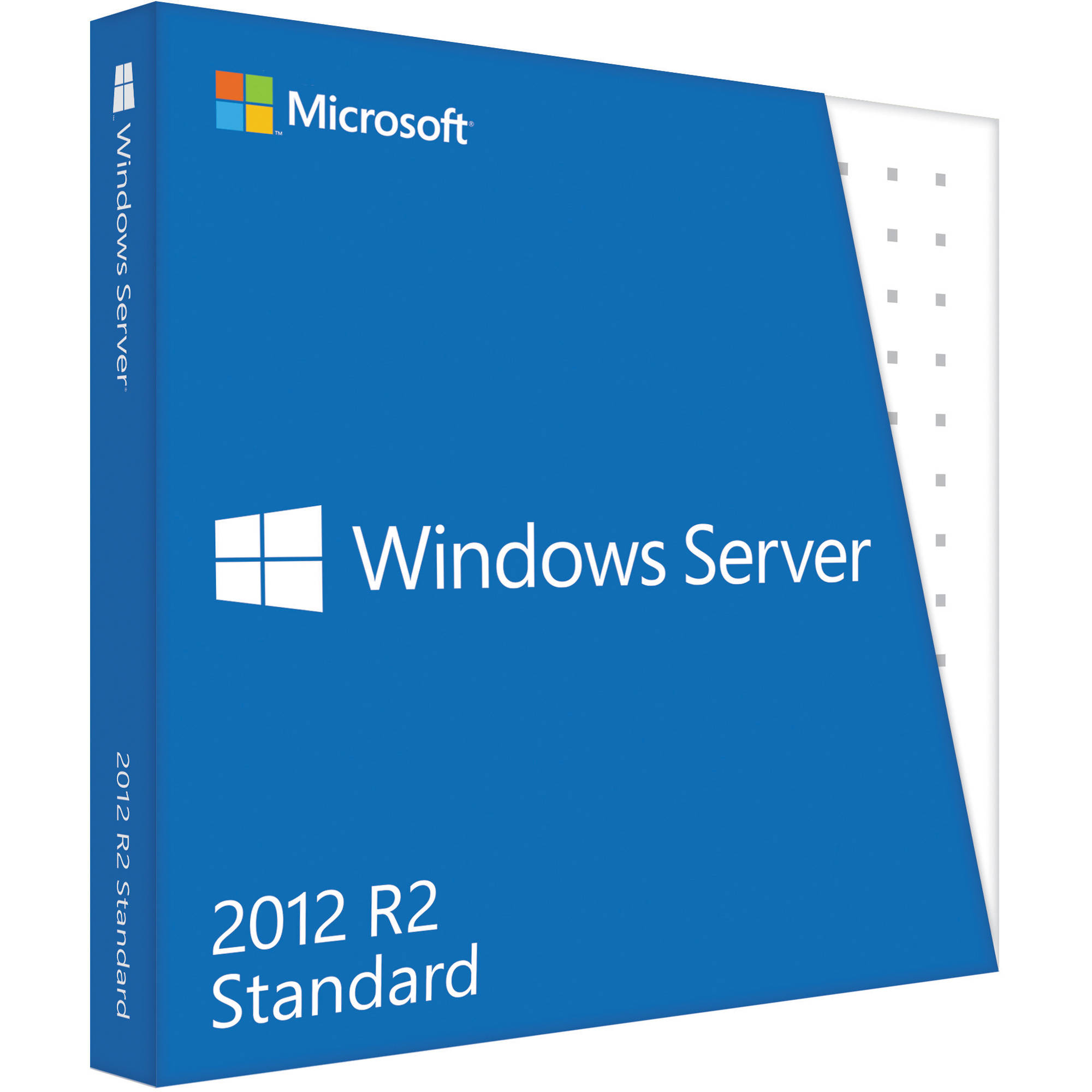 Microsoft Windows Server 2012 R2 Standard Edition P73-05967 B&H