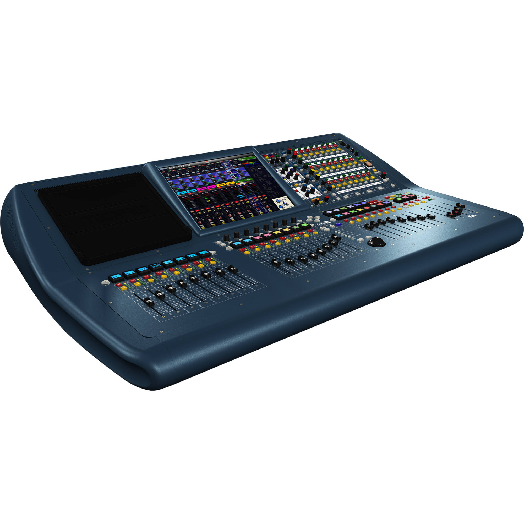 midas pro2 live audio mixing system with 64 input pro2 cc ip b h. Black Bedroom Furniture Sets. Home Design Ideas