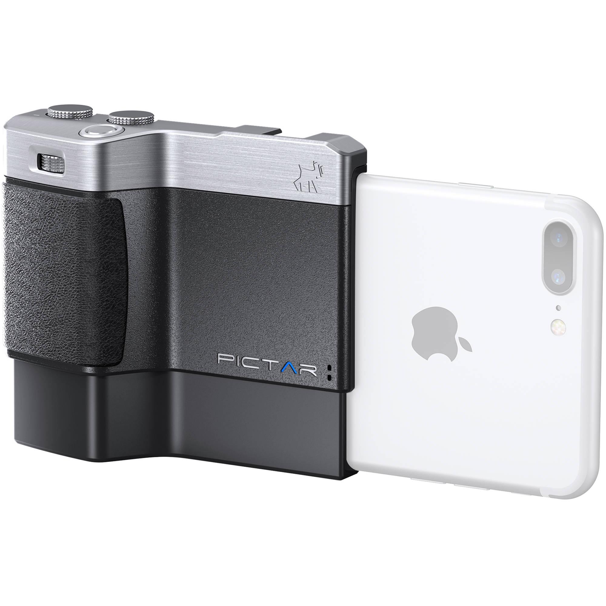 quality design ca52b fa31e Pictar Plus Camera Grip for Select Large Smartphones