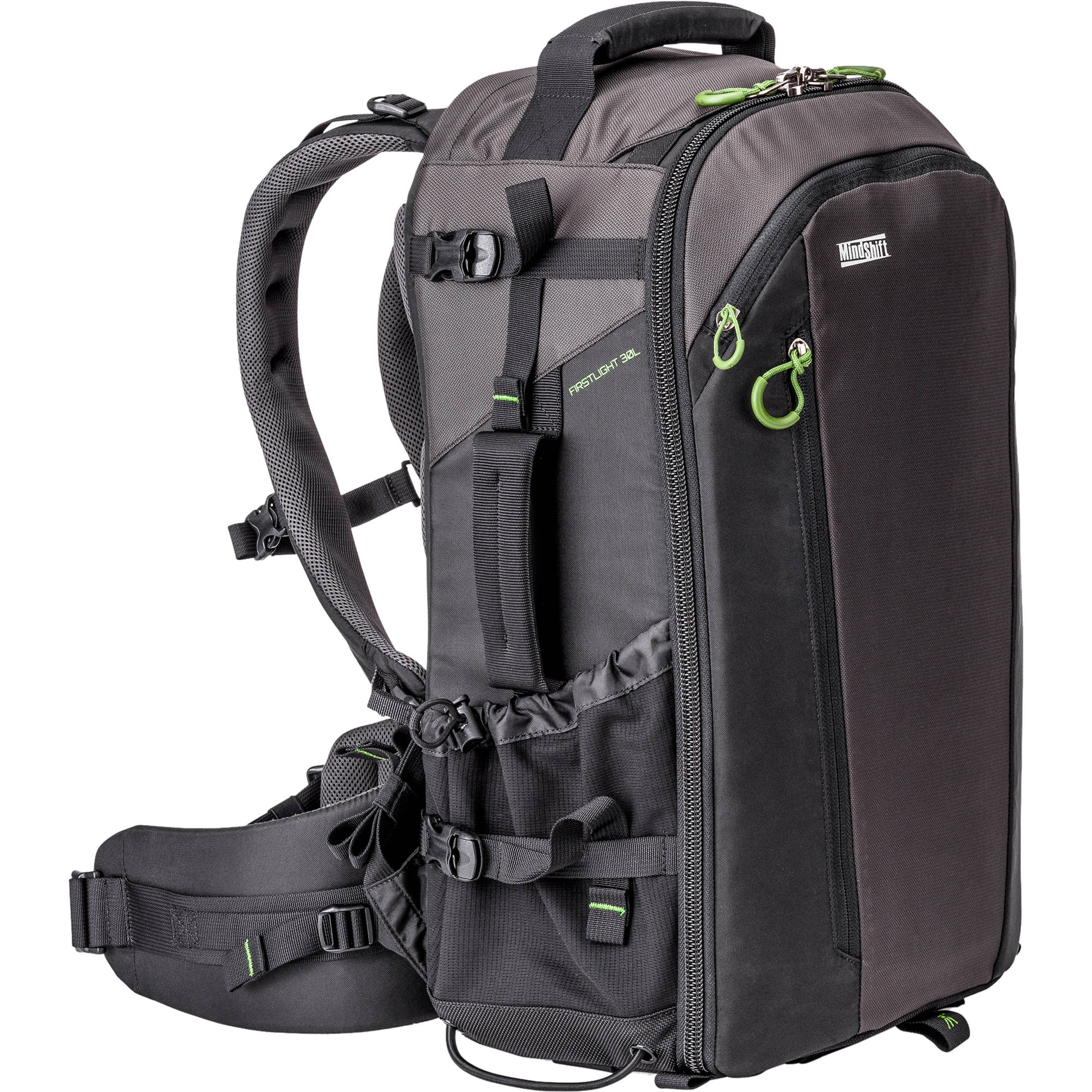 Wonderful MindShift Gear FirstLight 30L DSLR U0026 Laptop Backpack (Charcoal) Pictures