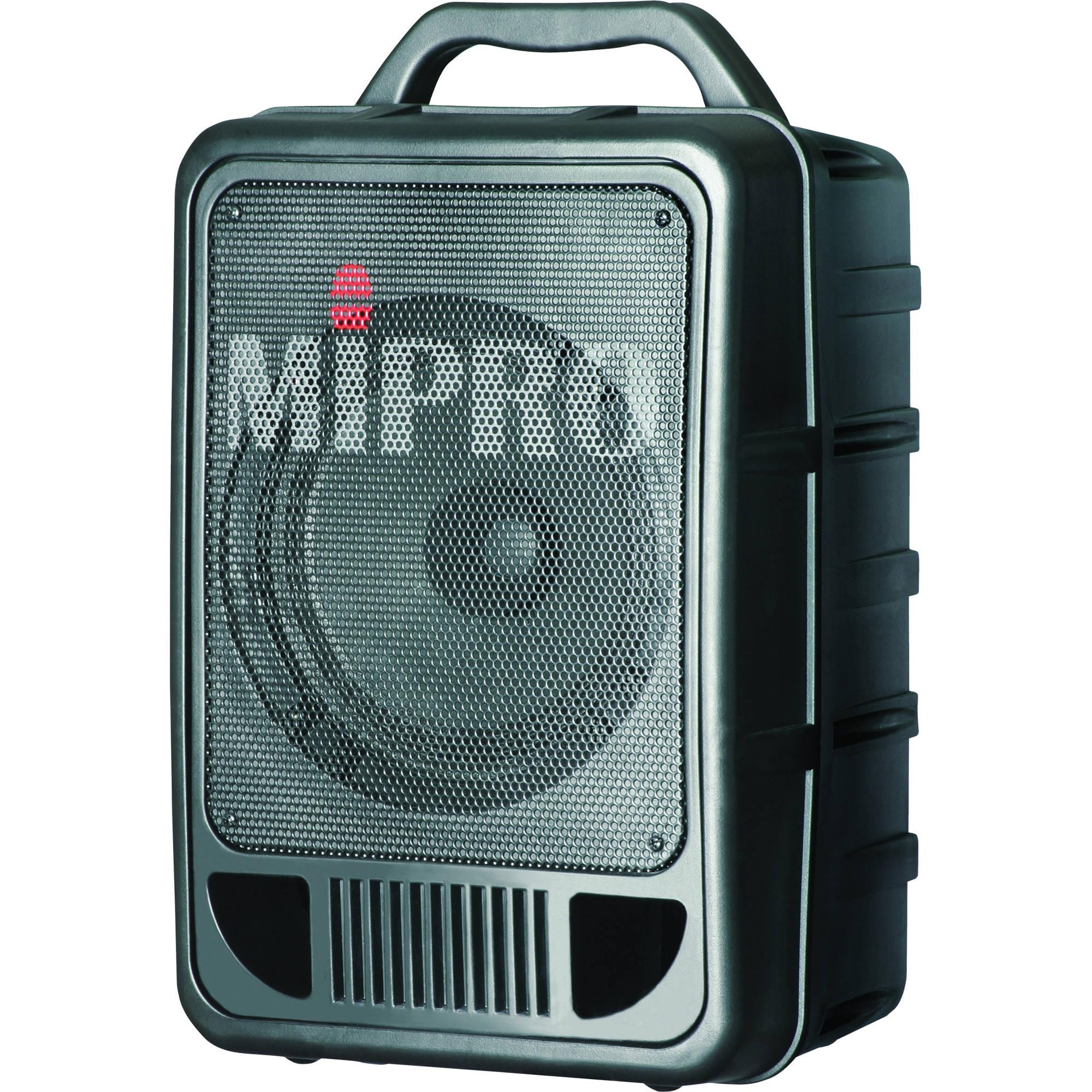 Mipro ma 705padma portable wireless pa system ma705padma b h for Porta wireless